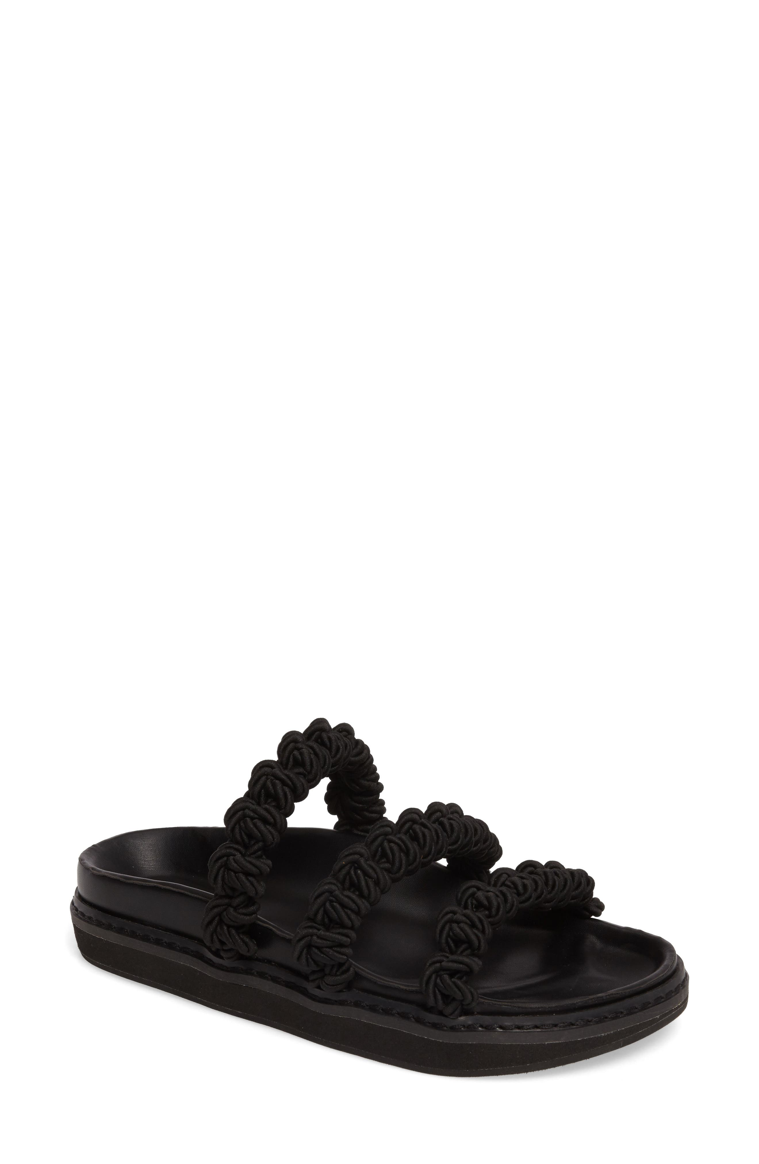 Tony Bianco Petal Slide Sandal (Women)