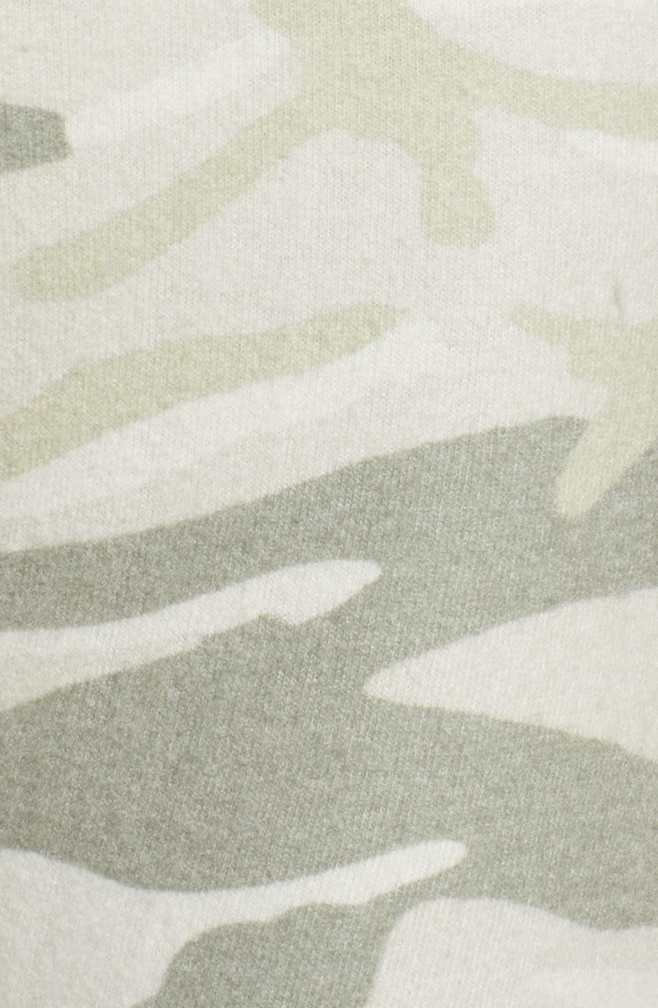 Jonas Jogger Pants,                             Alternate thumbnail 7, color,                             Green Camo