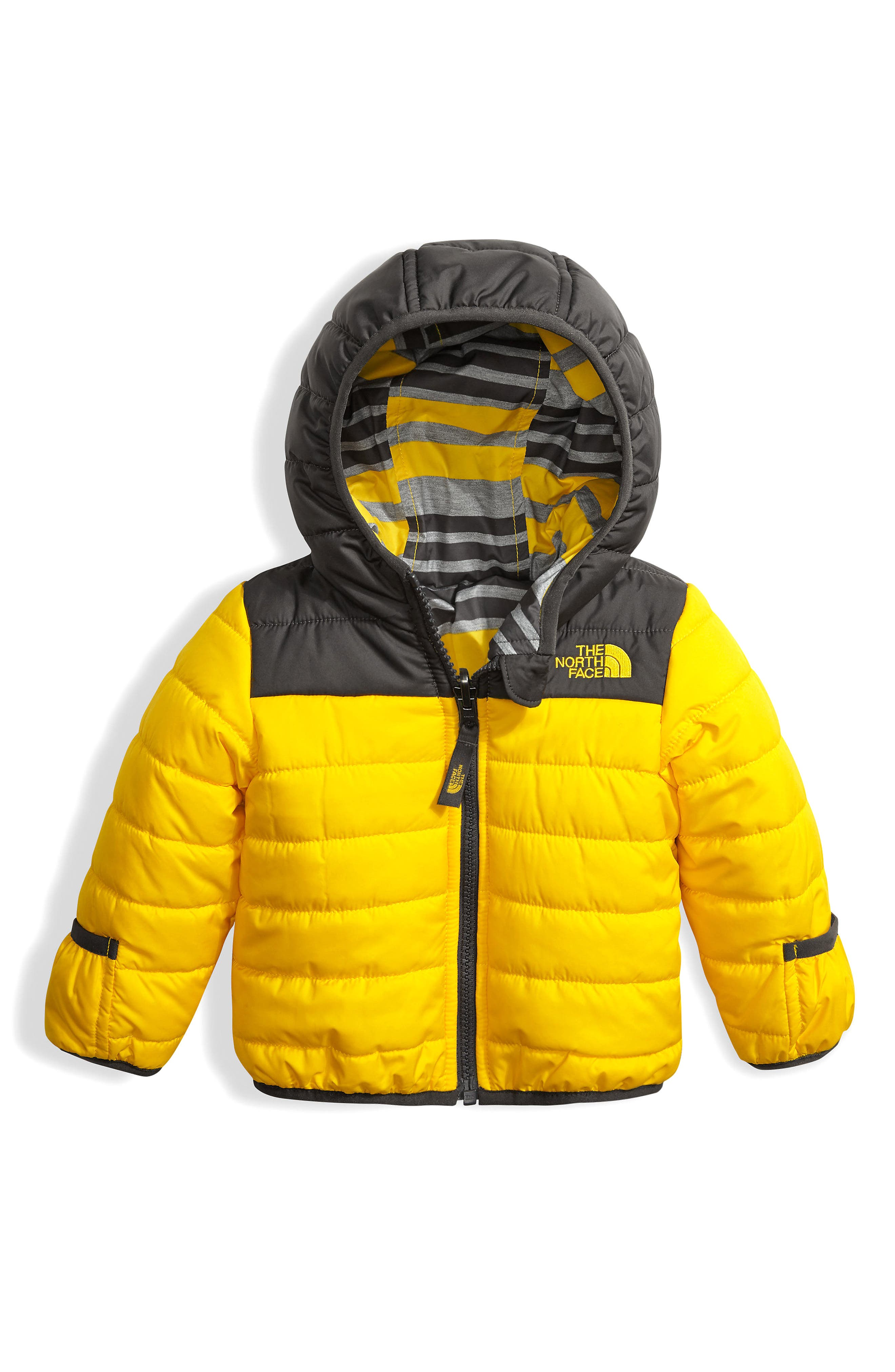 The North Face Perrito Reversible Water Repellent Hooded Jacket (Baby)