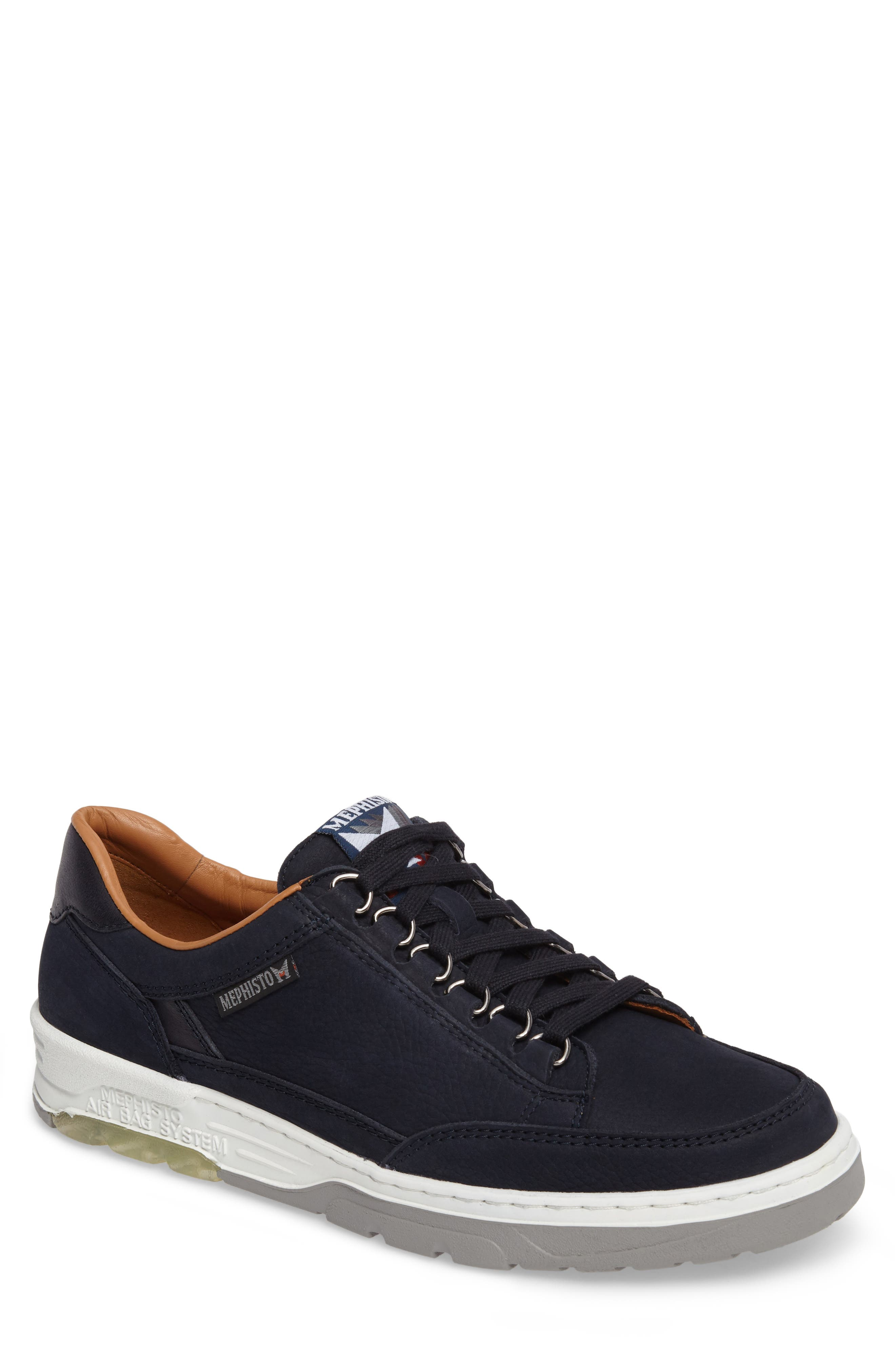 Alternate Image 1 Selected - Mephisto Mick Sneaker (Men)