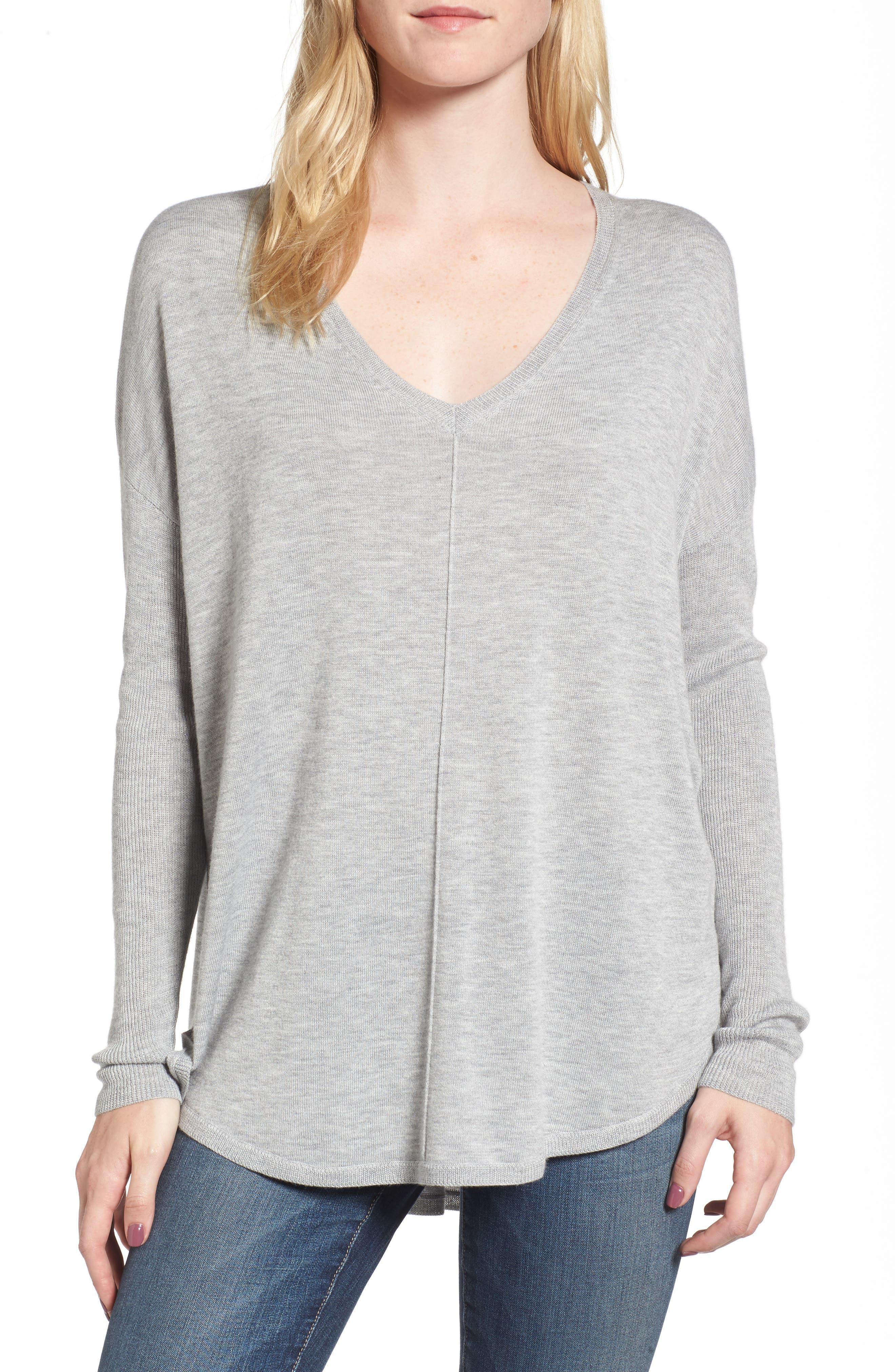 Trouvé 'Everyday' V-Neck Sweater