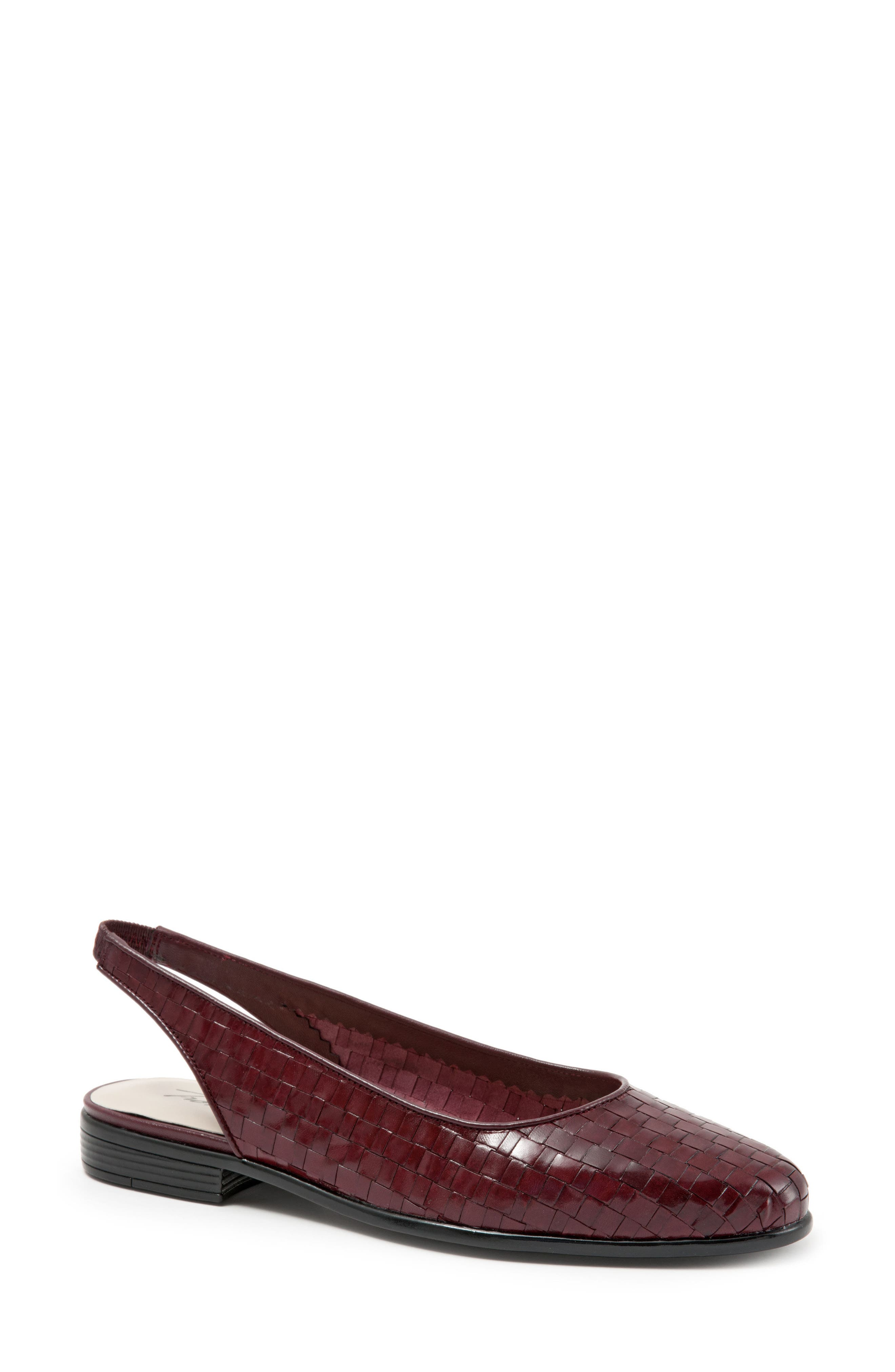 Main Image - Trotters Lucy Slingback Flat (Women)