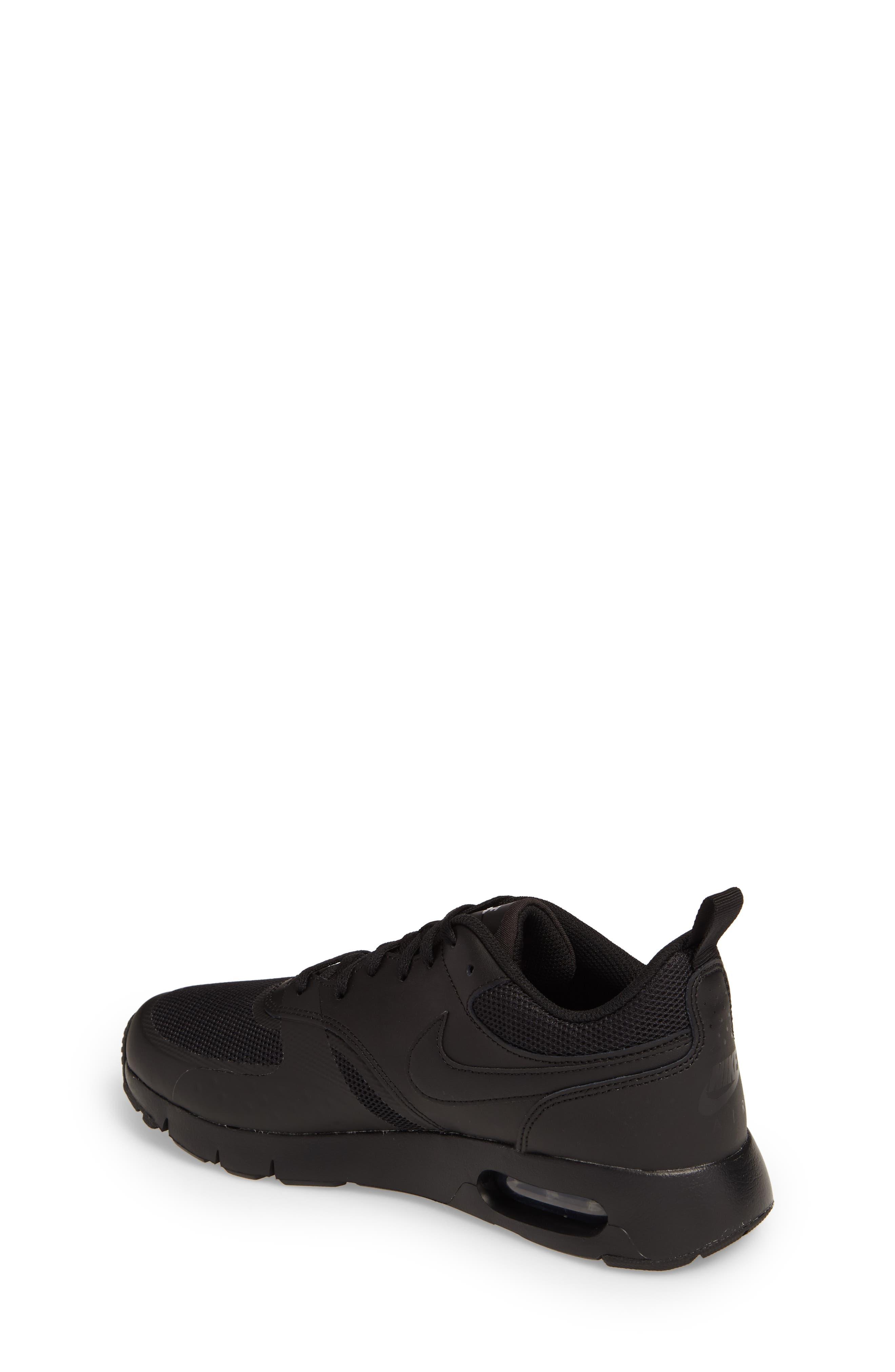 Air Max Vision Sneaker,                             Alternate thumbnail 2, color,                             Black