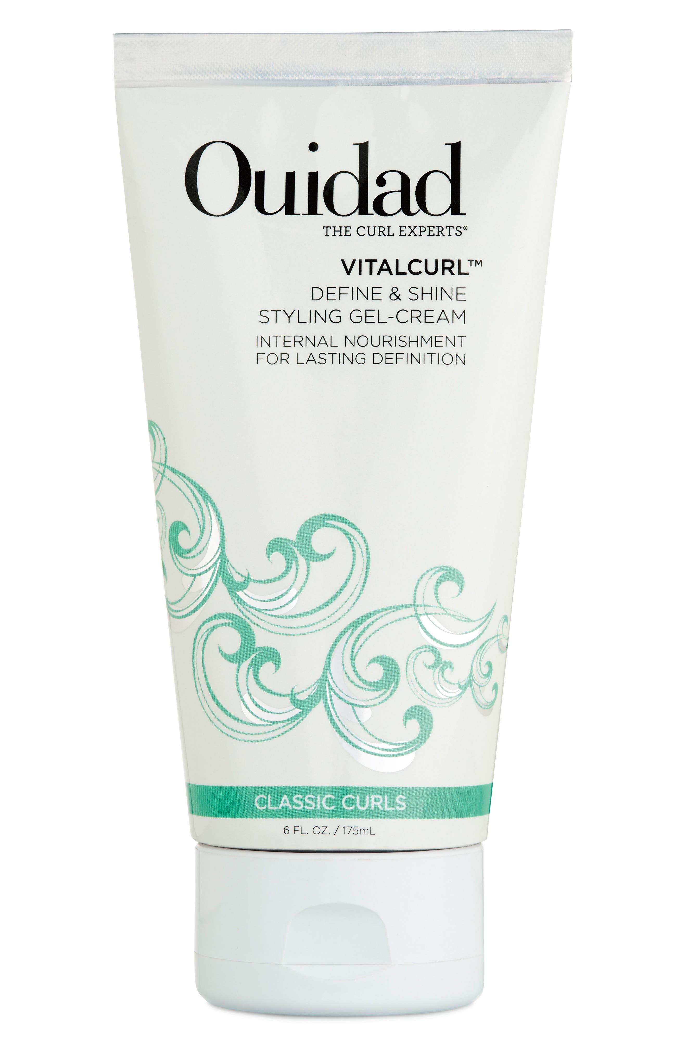 VitalCurl<sup>™</sup> Define & Shine Styling Gel-Cream,                         Main,                         color, No Color