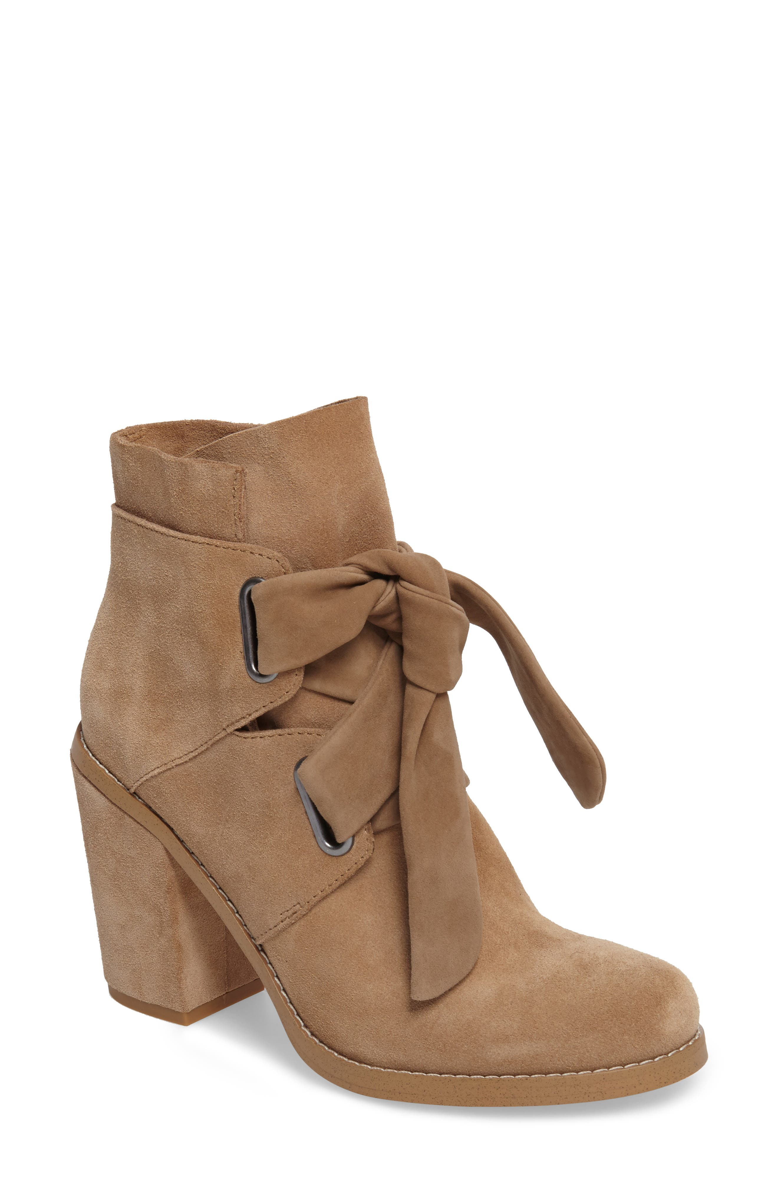Splendid Rhiannon Lace-Up Bootie (Women)