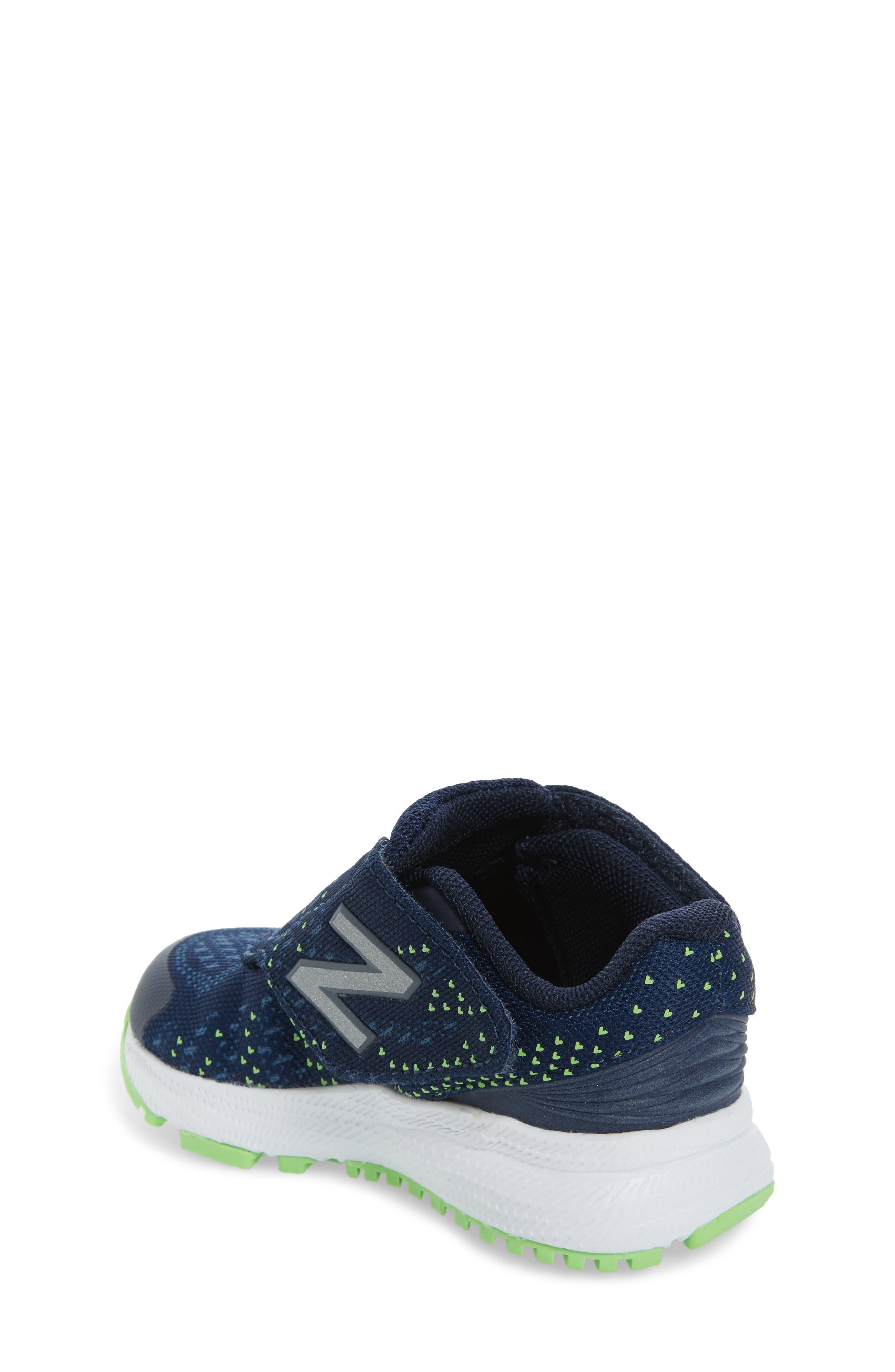 Alternate Image 2  - New Balance FuelCore Rush v3 Sneaker (Baby, Walker, Toddler & Little Kid)