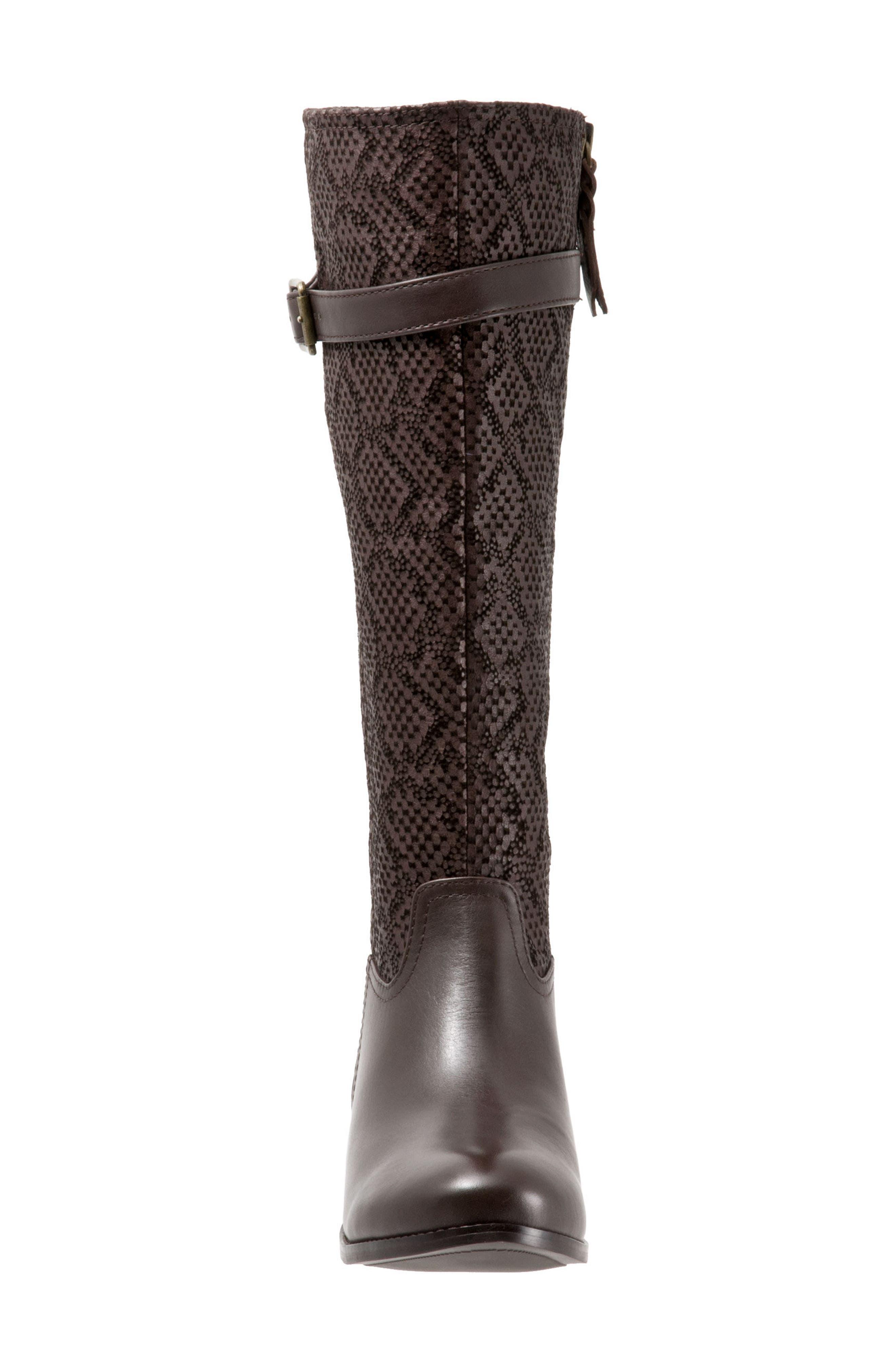 Alternate Image 4  - Trotters Lyra Tall Boot (Women)