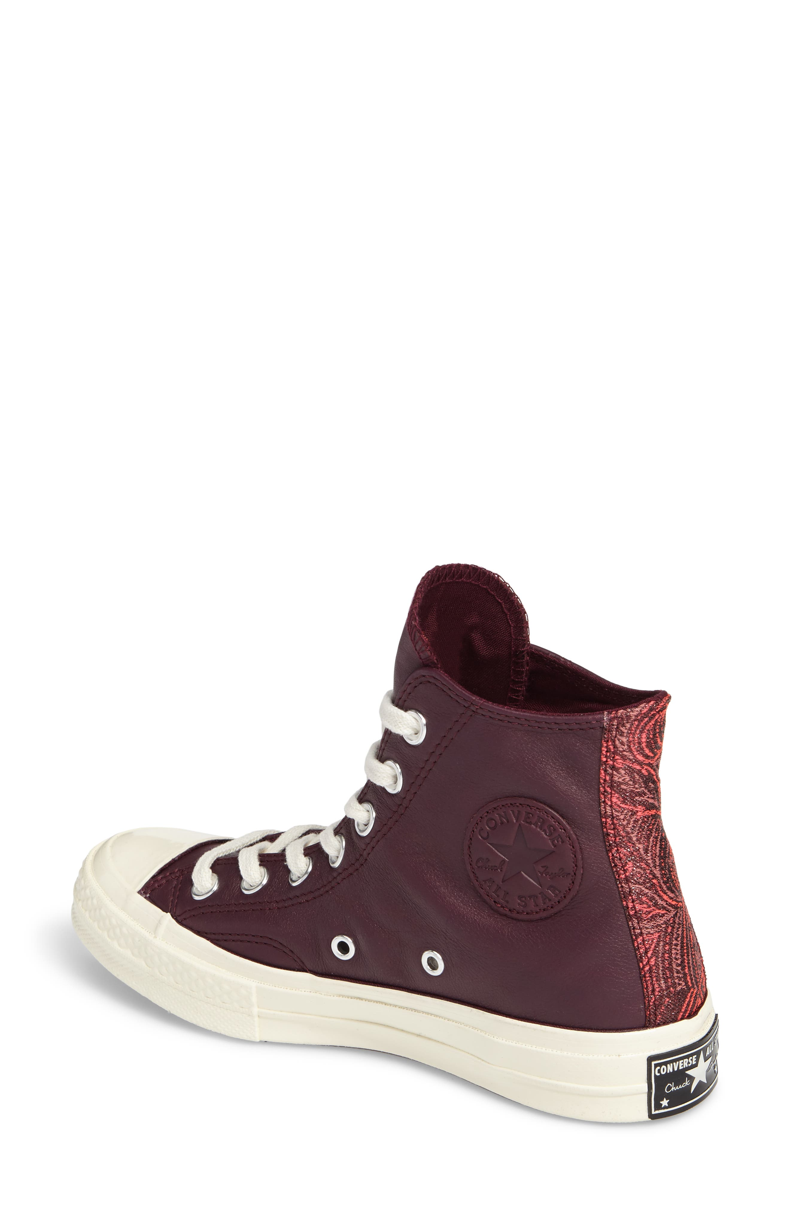 Alternate Image 2  - Converse Chuck Taylor® All Star® 70 High Top Sneaker (Women)