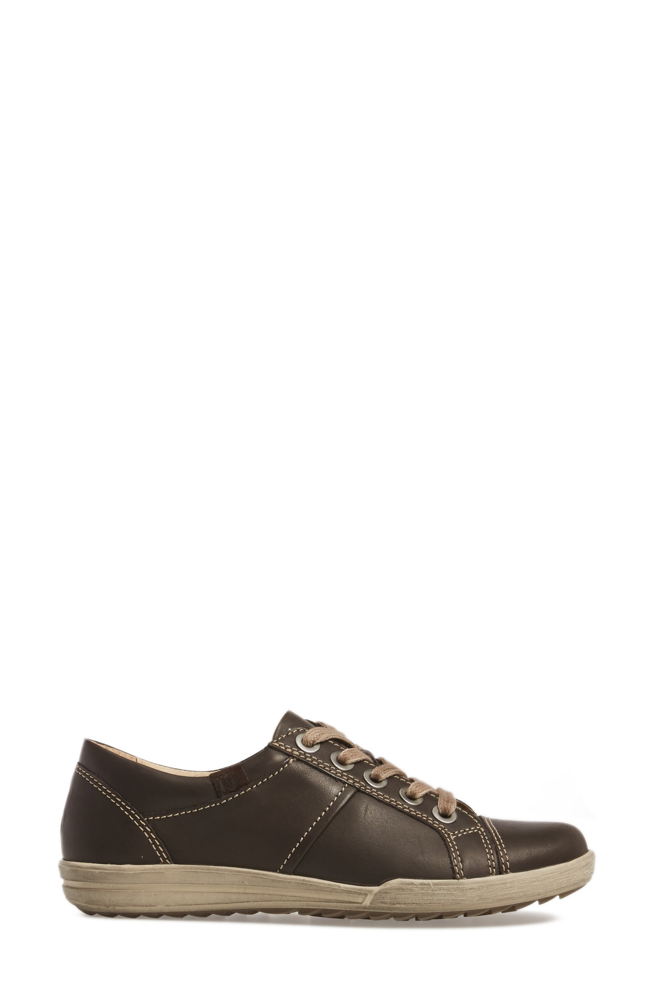 Dany 59 Sneaker,                             Alternate thumbnail 3, color,                             Moro Leather