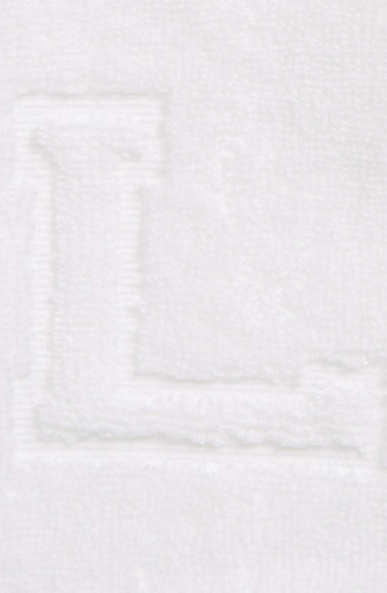Auberge Fingertip Towel,                             Alternate thumbnail 2, color,                             White- L