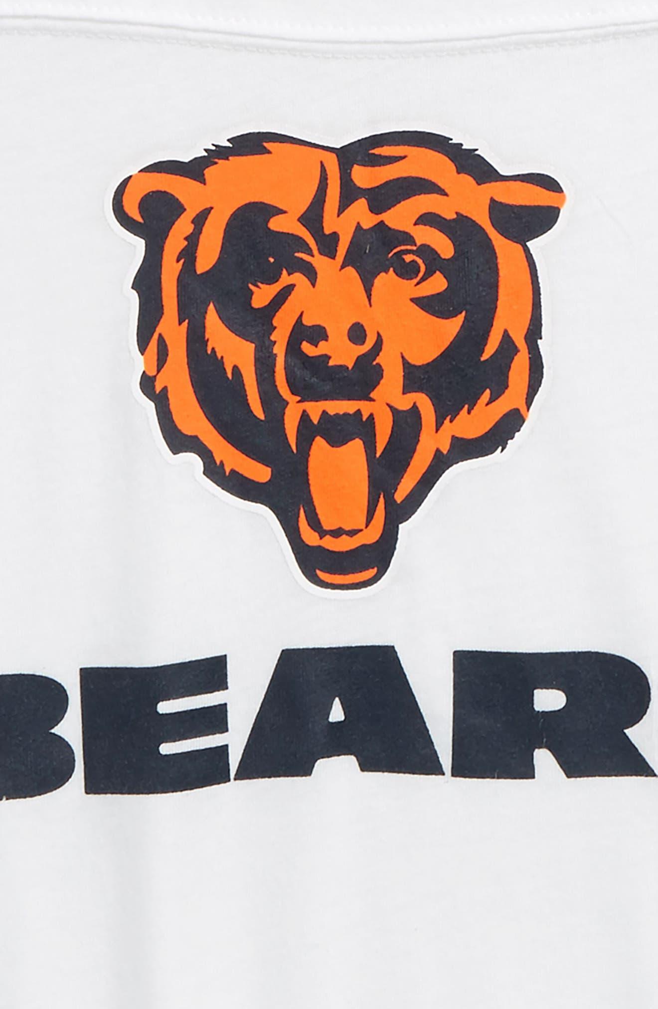 NFL Chicago Bears Team Pride Tee,                             Alternate thumbnail 2, color,                             Blue