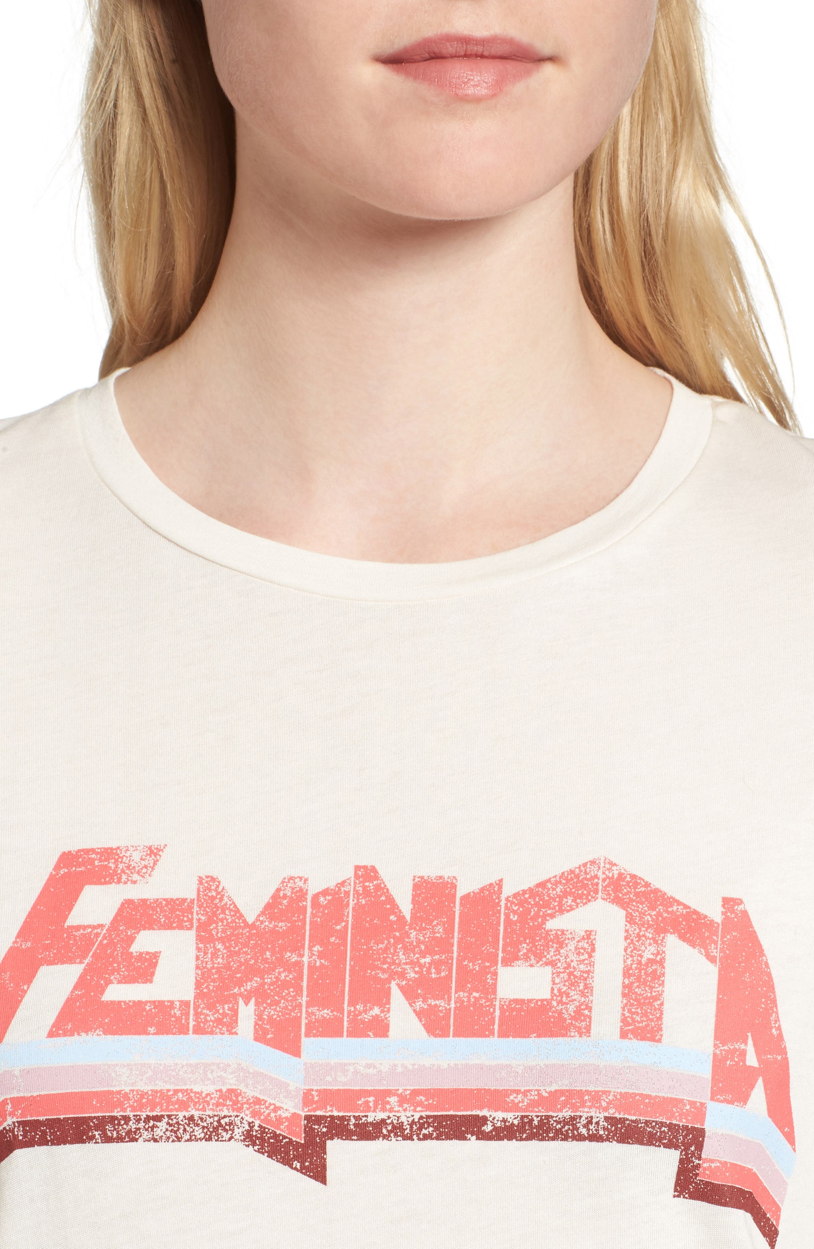 Alternate Image 4  - Rebecca Minkoff Feminista Tee
