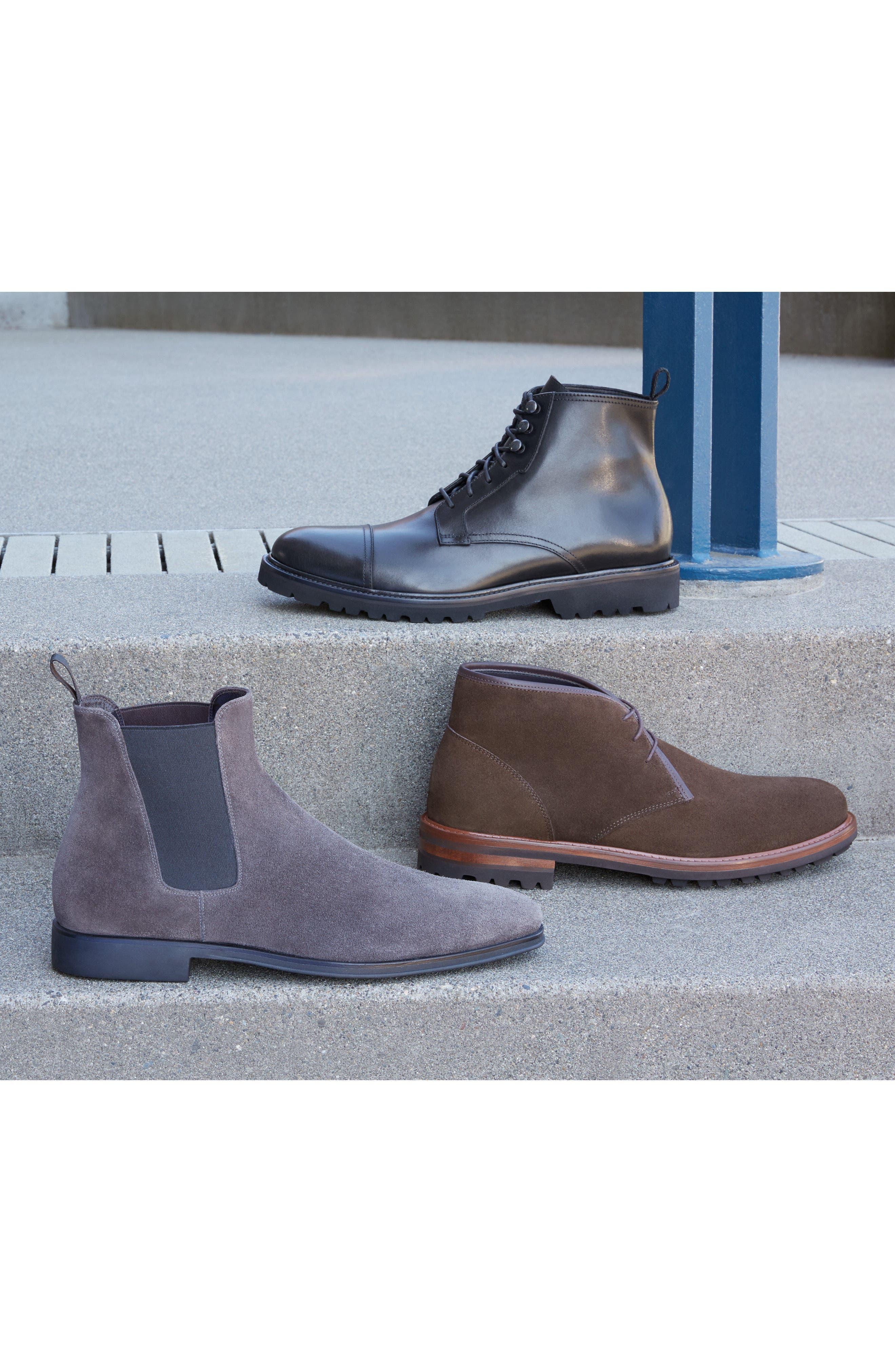 Brixen Waterproof Chukka Boot,                             Alternate thumbnail 8, color,
