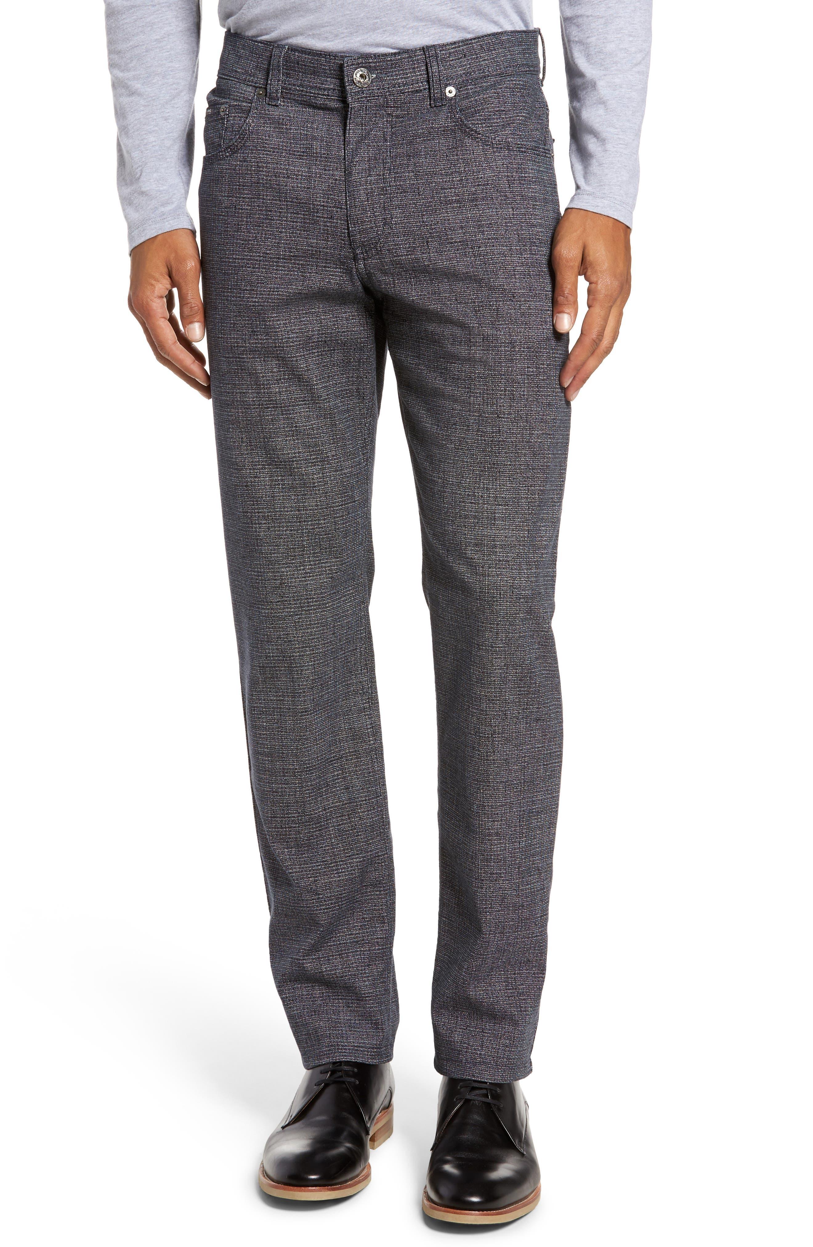 Main Image - Brax Cotton Blend Five-Pocket Trousers