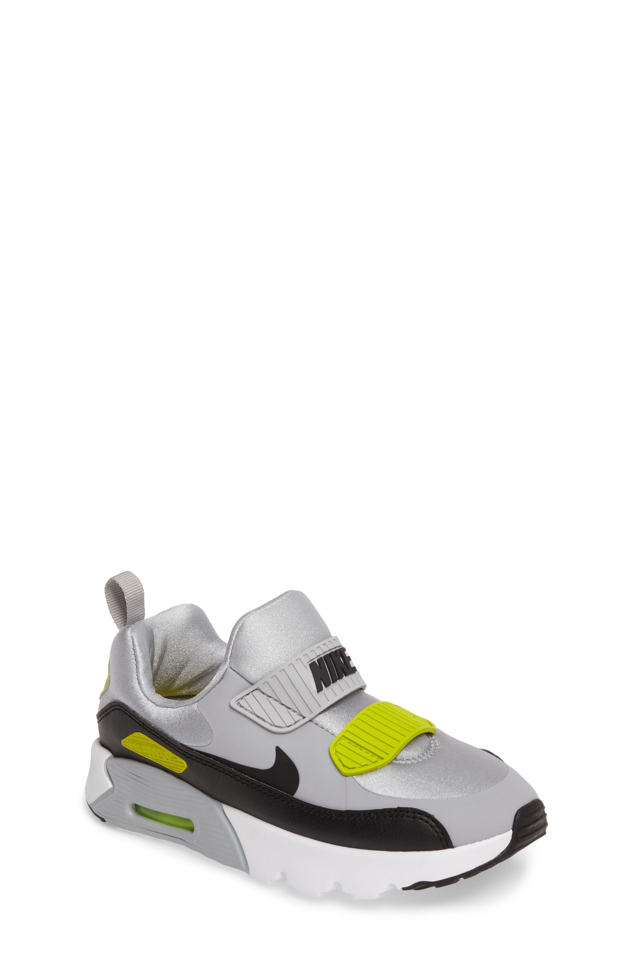 Alternate Image 1 Selected - Nike Air Max Tiny 90 Sneaker (Baby, Walker, Toddler & Little Kid)