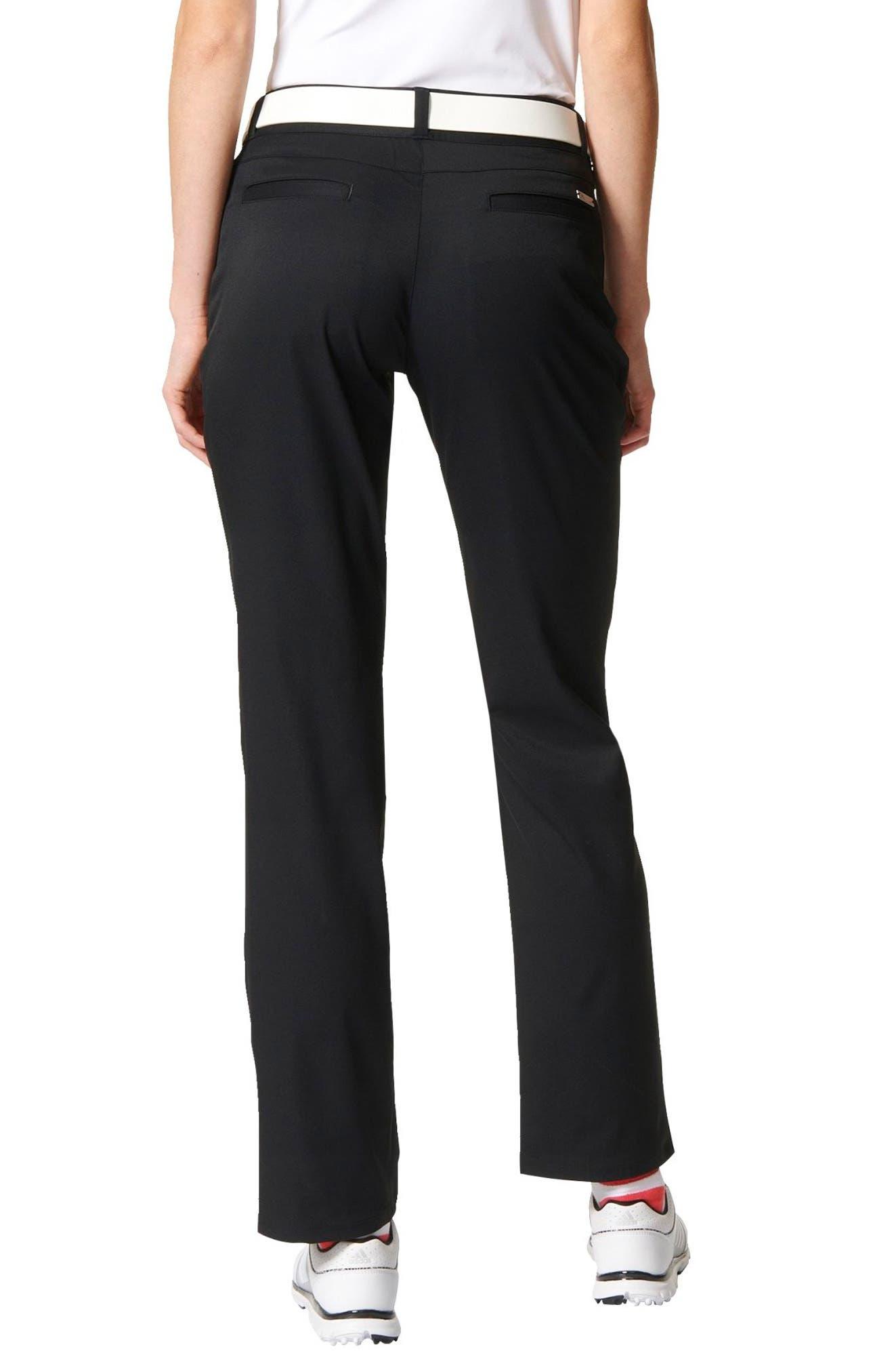 Alternate Image 2  - adidas Full Length Golf Pants
