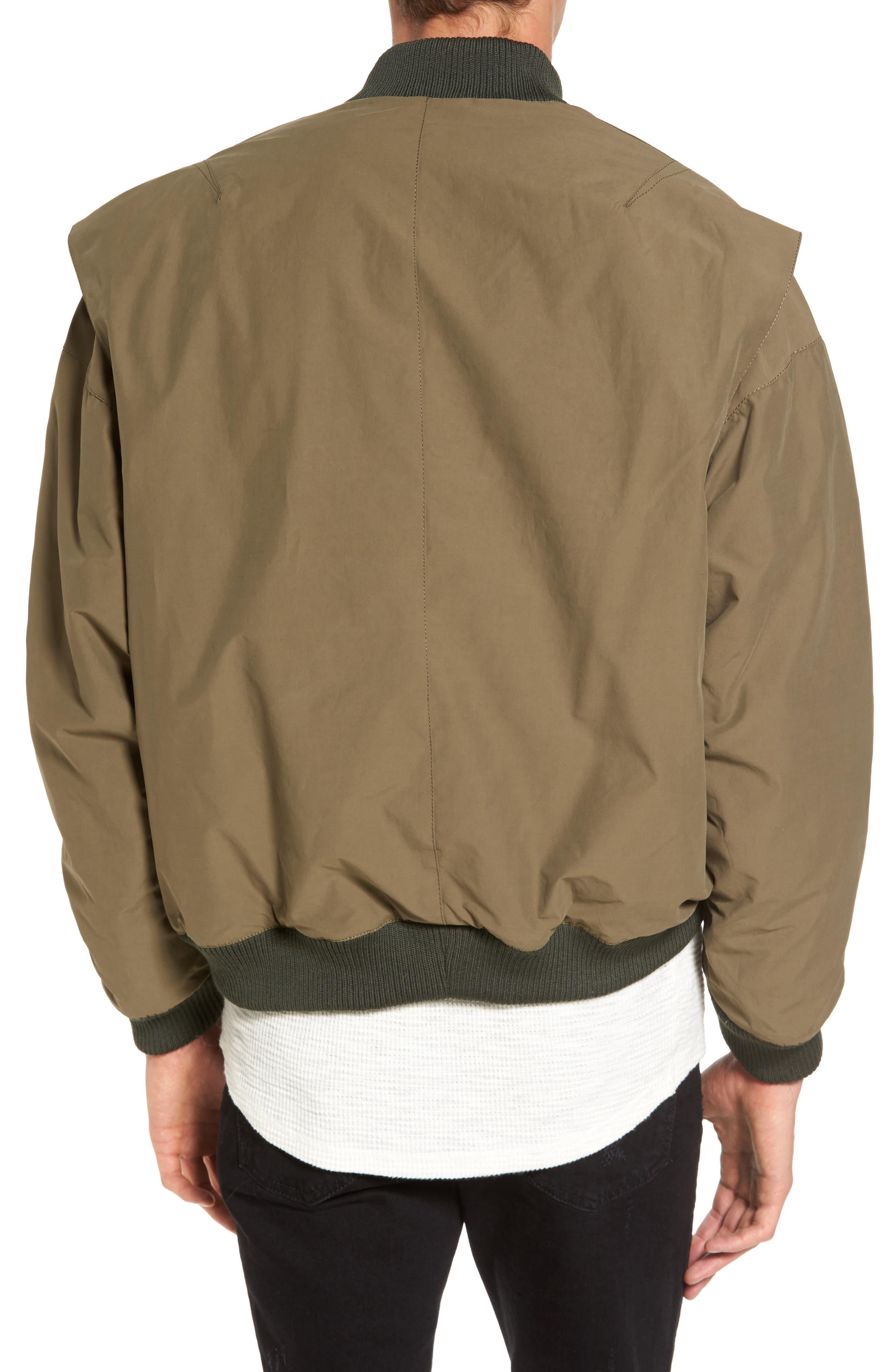 Alternate Image 2  - Represent Classic Bomber Jacket