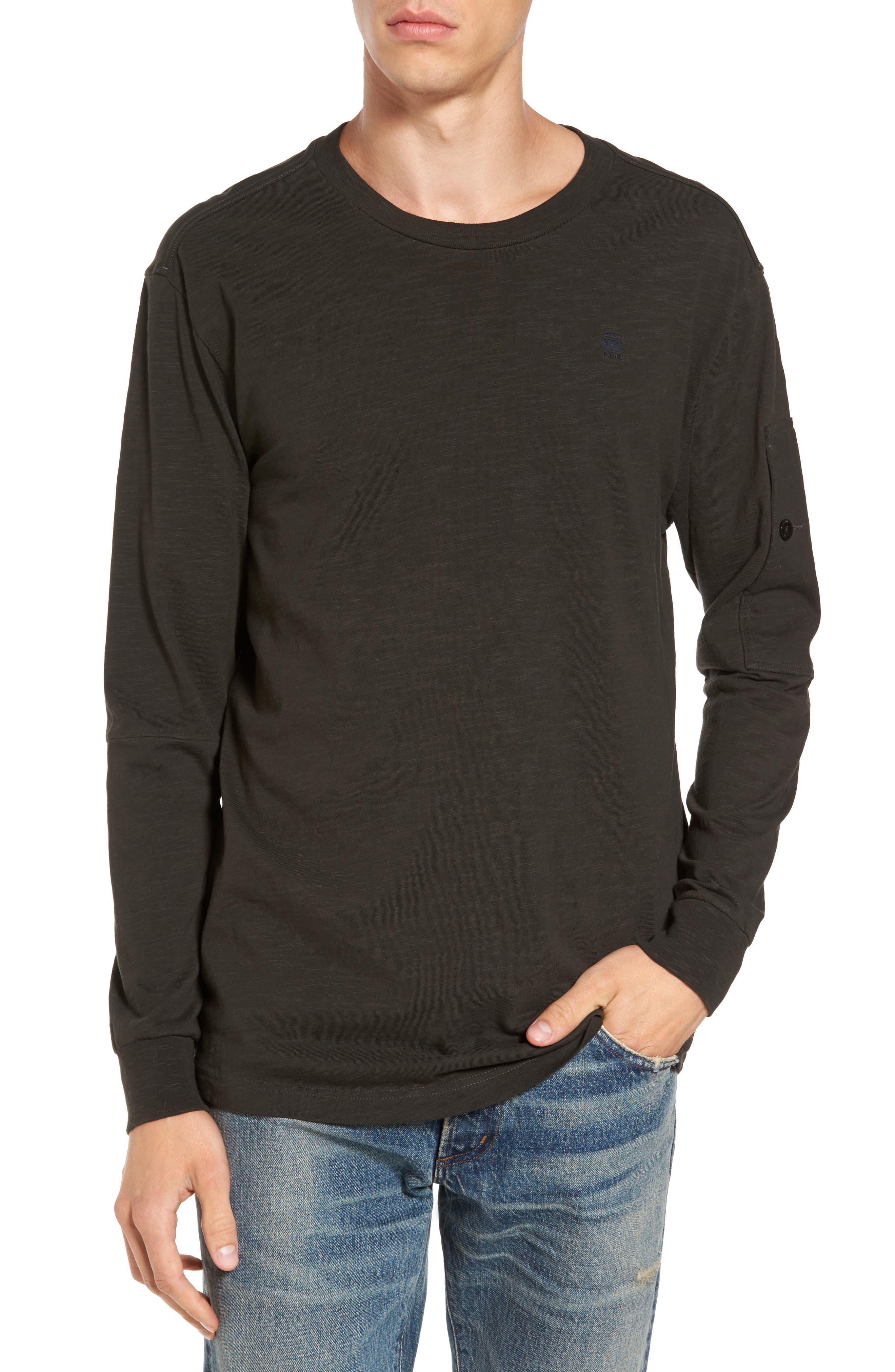 Stalt T-Shirt,                         Main,                         color, Green