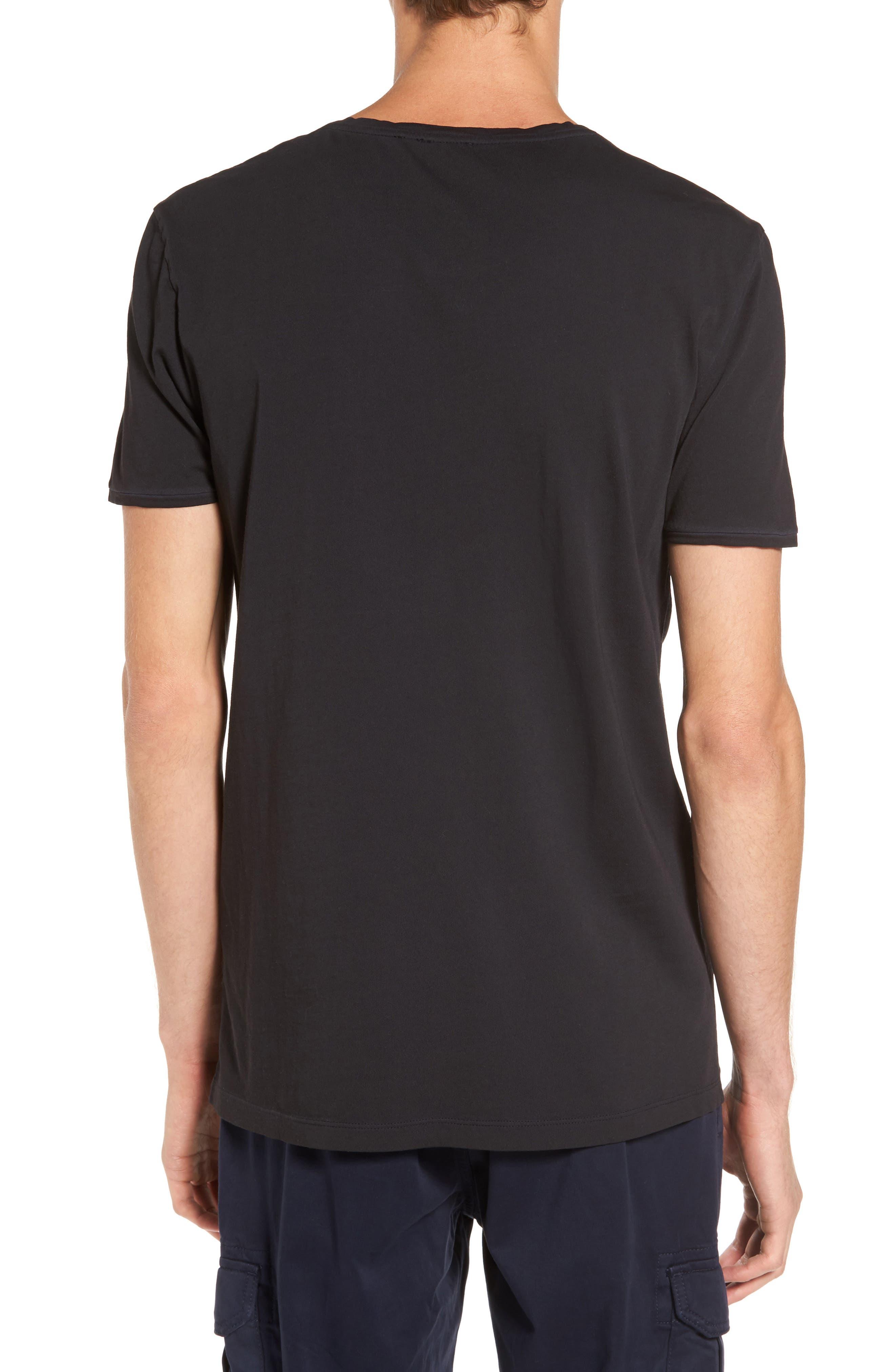 Alternate Image 2  - BOSS Orange Touring Solid T-Shirt