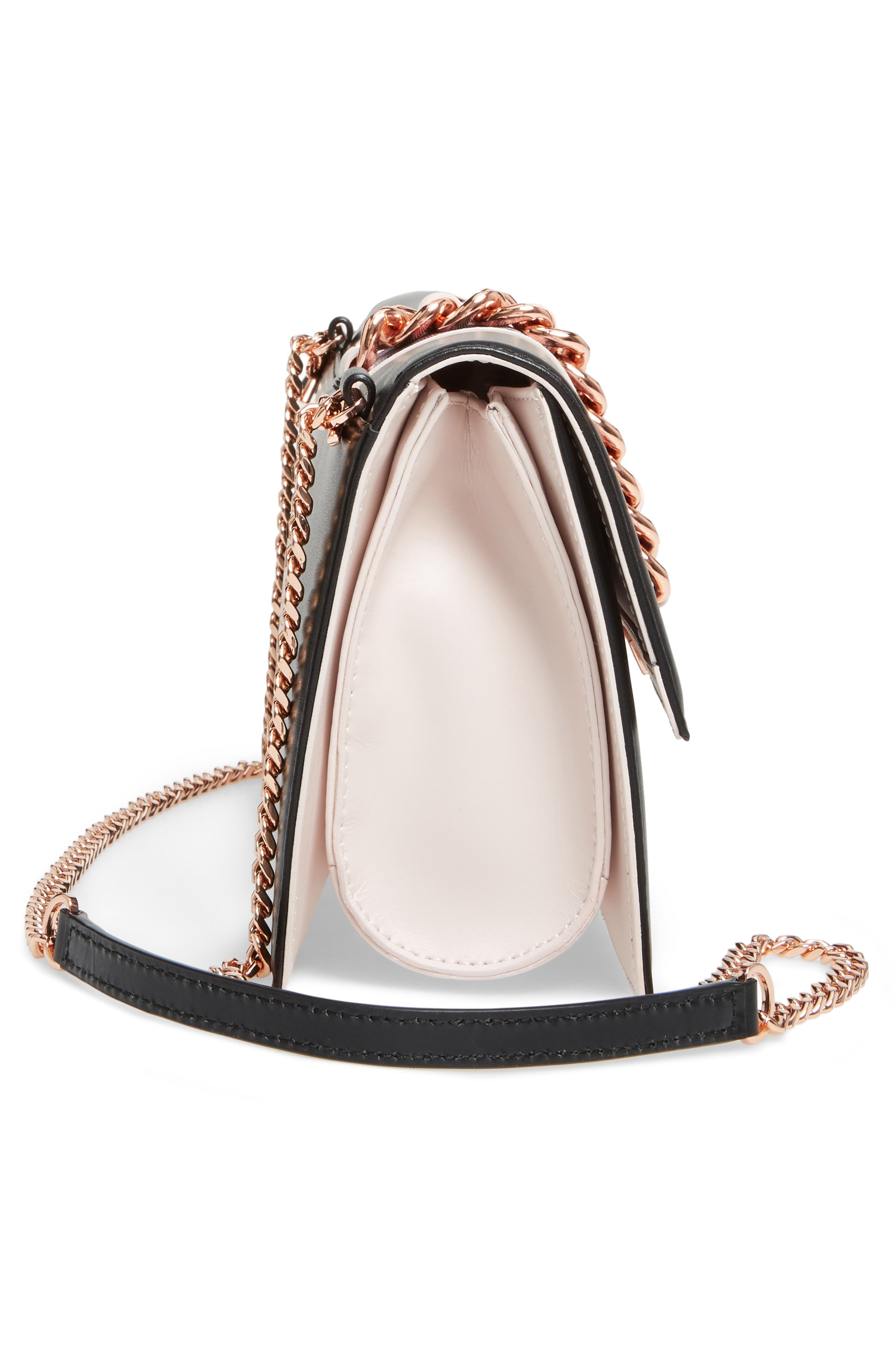 Alternate Image 4  - Ted Baker London Ulayah Print Ribbon Crossbody Bag