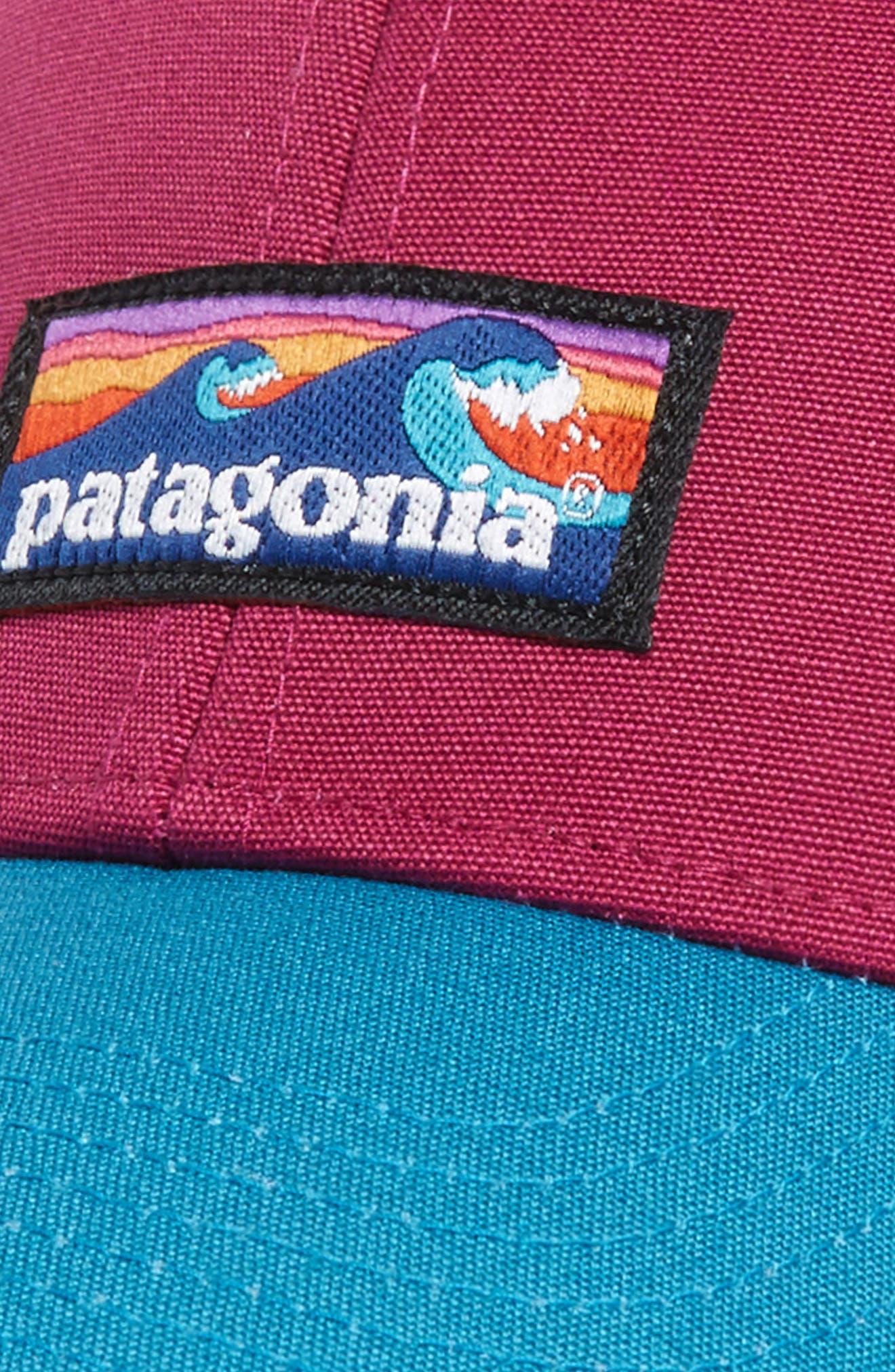 Alternate Image 3  - Patagonia Board Short Trucker Hat