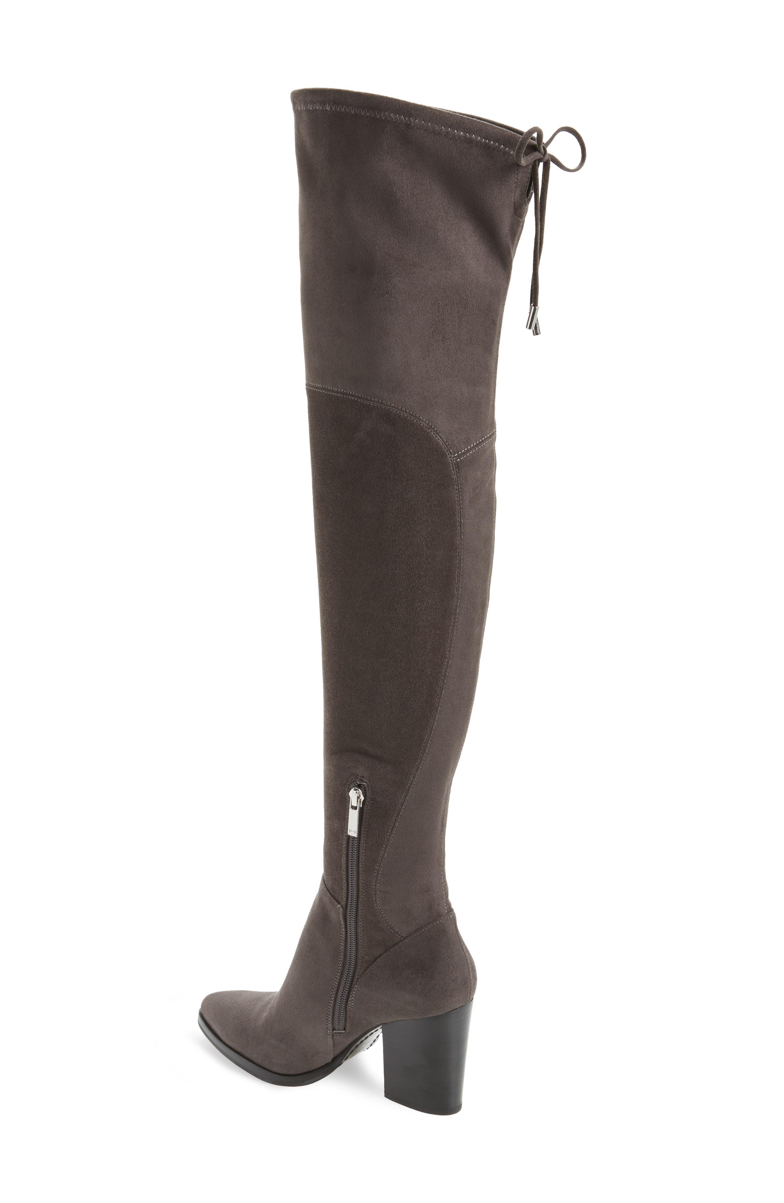 Alternate Image 2  - Marc Fisher LTD Adora Over the Knee Boot (Women)