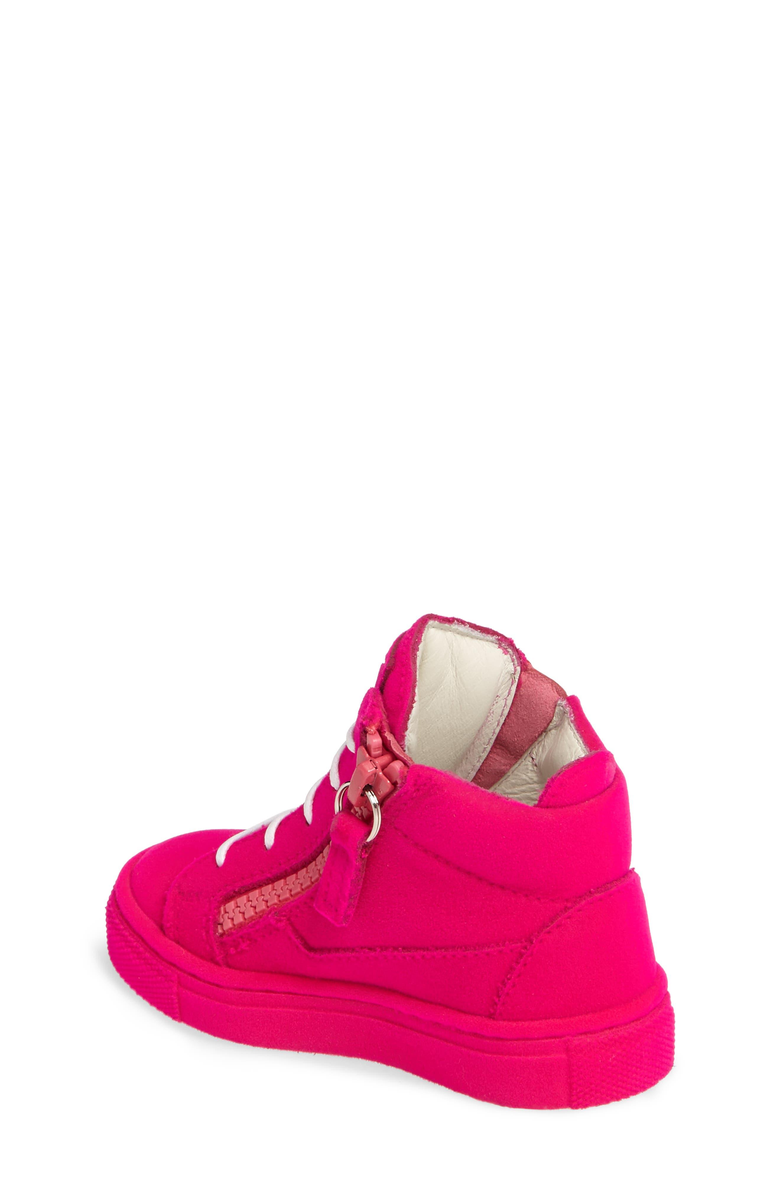 Alternate Image 2  - Giuseppe Zanotti Smuggy Sneaker (Baby, Walker, Toddler & Little Kid)