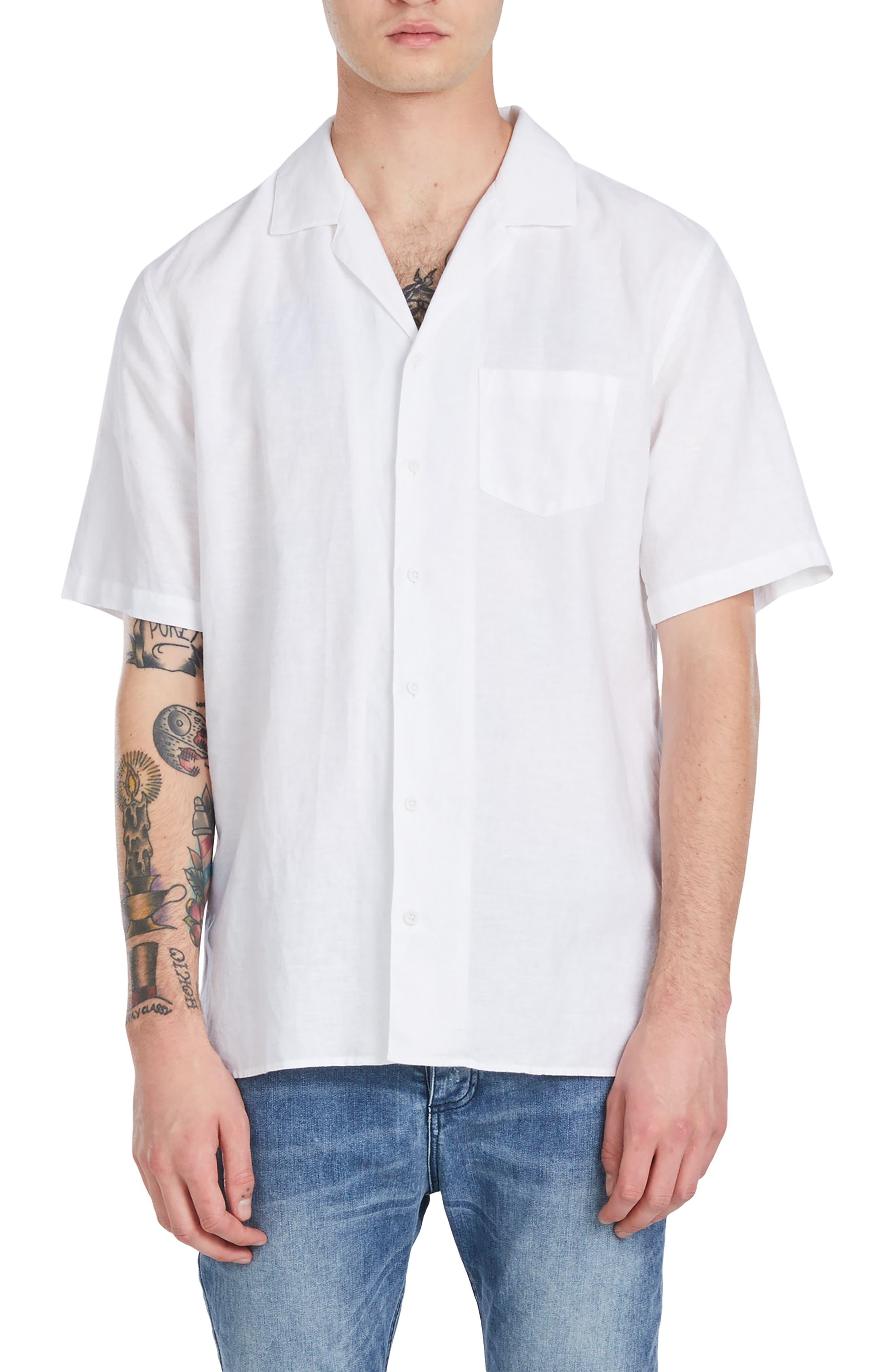ZANEROBE Camper Boxy Woven Shirt