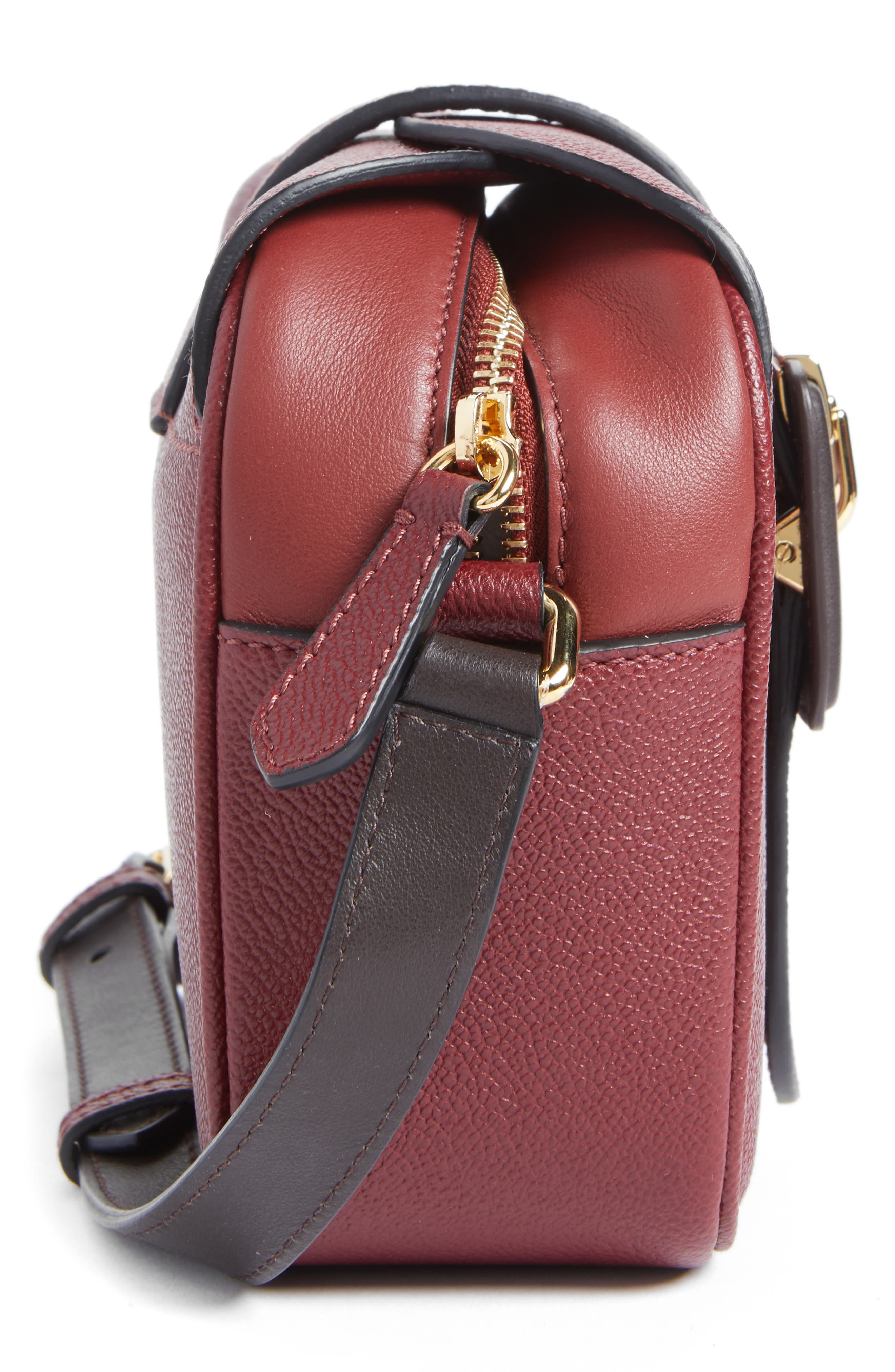 Alternate Image 5  - Burberry Small Buckle Leather Camera Crossbody Bag