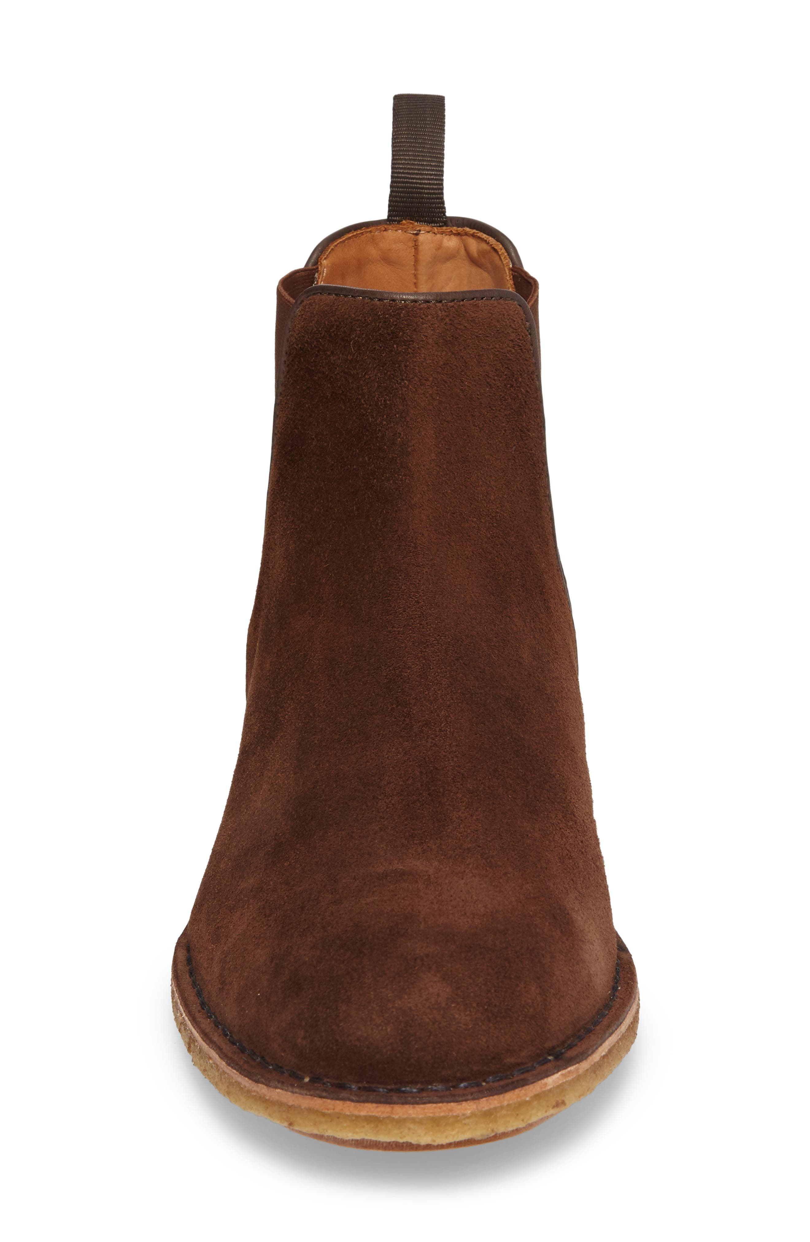 Alternate Image 4  - Aquatalia Oscar Chelsea Boot (Men)
