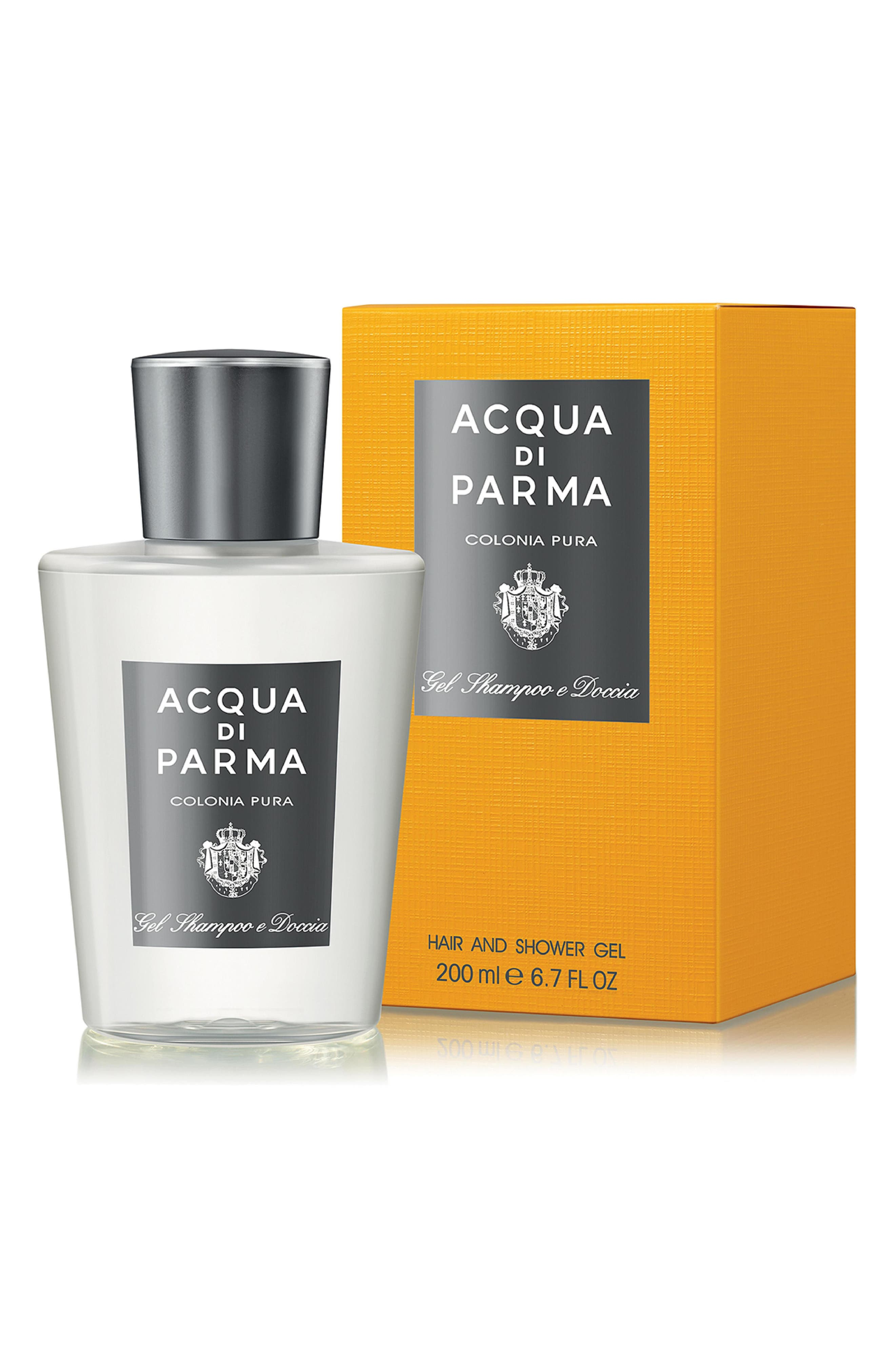 Alternate Image 2  - Acqua di Parma Colonia Pura Hair & Shower Gel