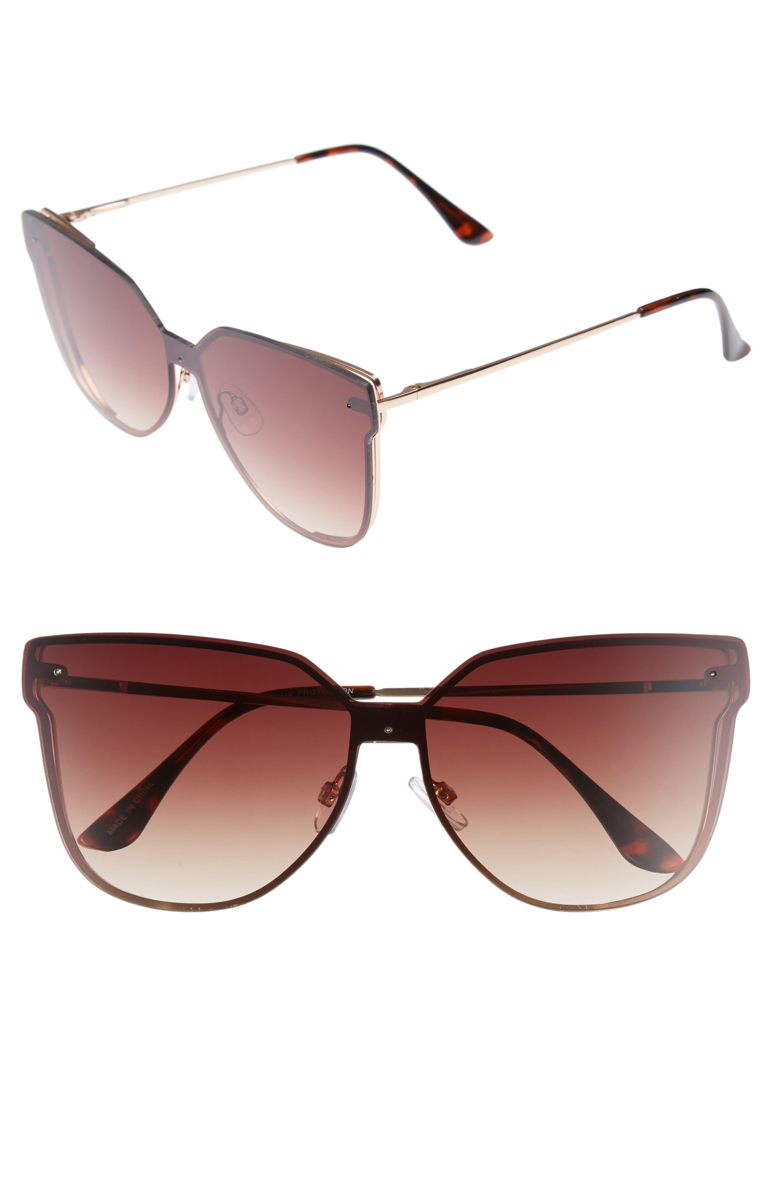 BP. Inception 62mm Cat Eye Sunglasses