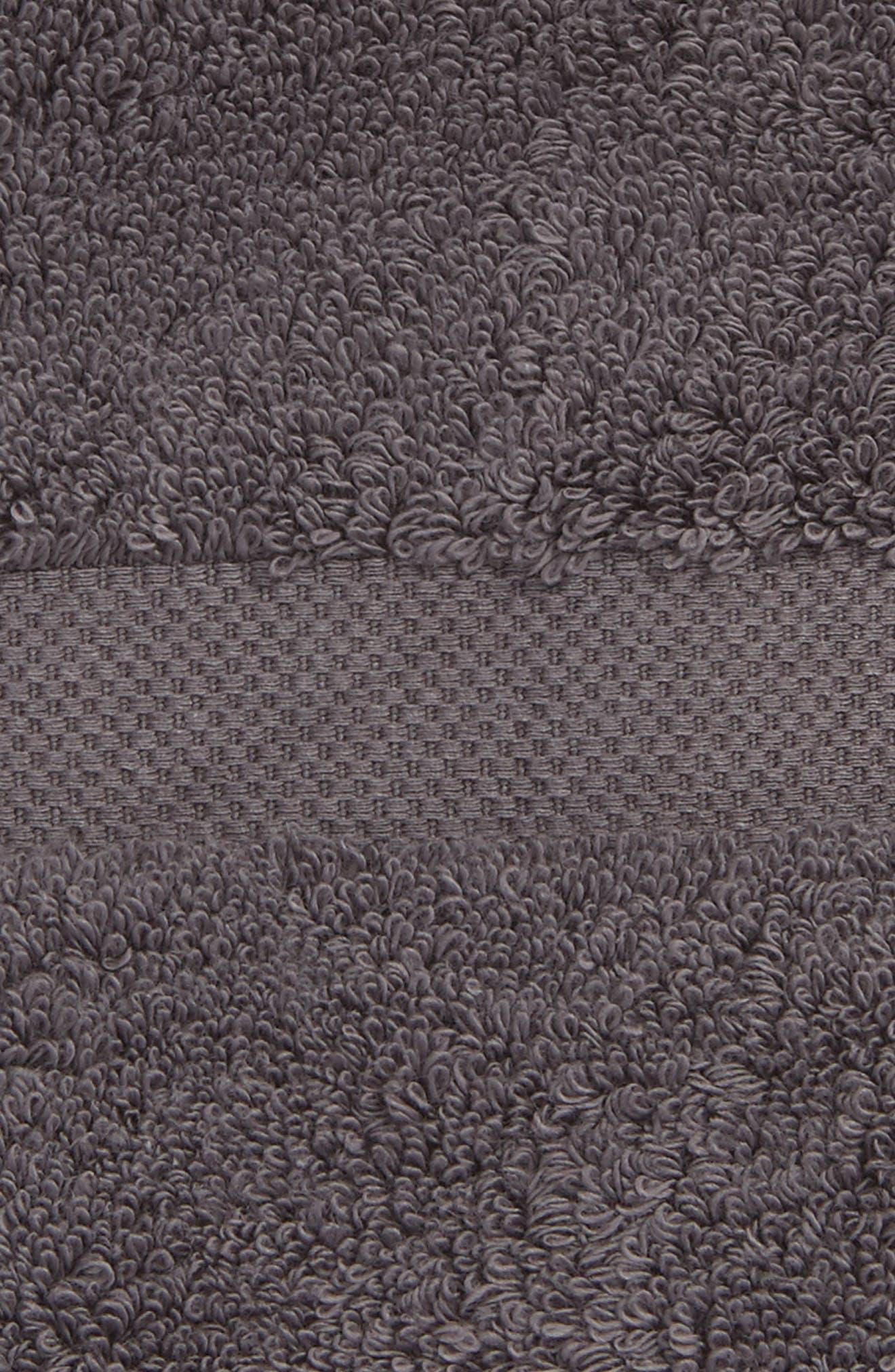 Alternate Image 2  - Matouk Lotus Washcloth