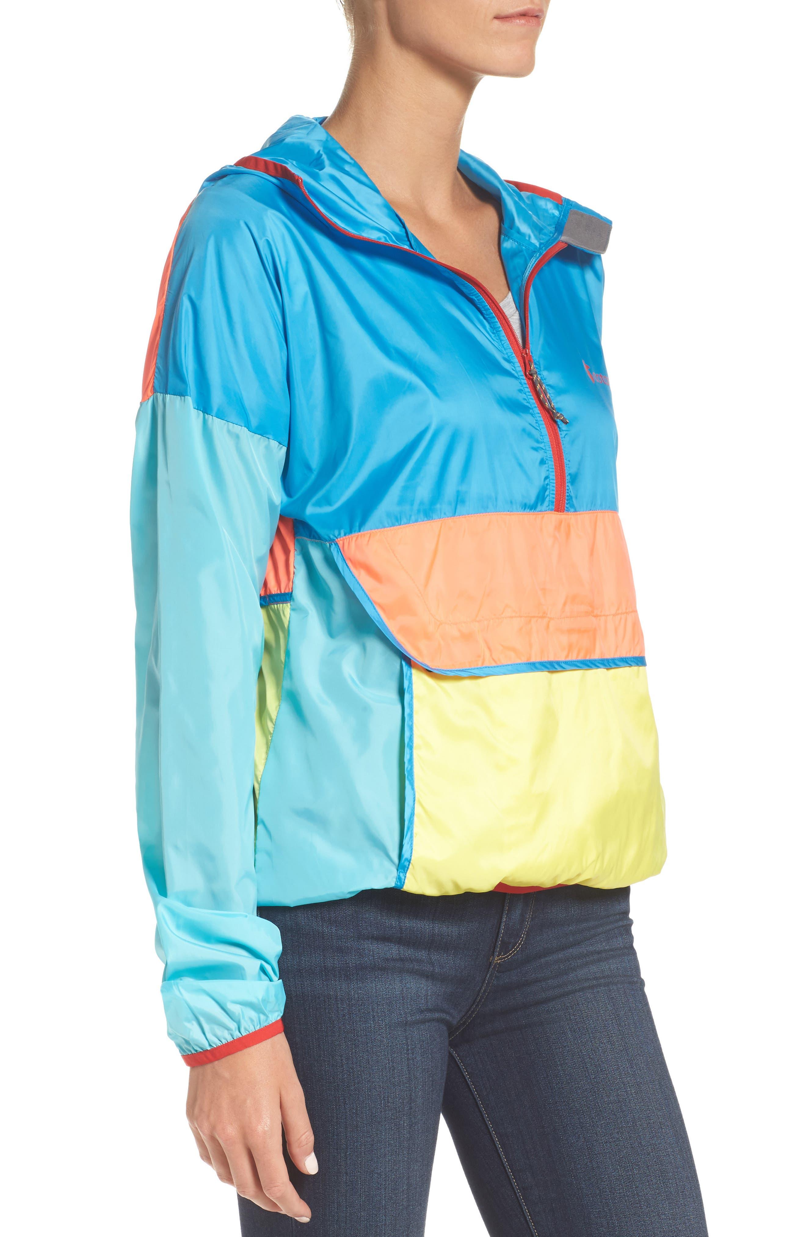Alternate Image 3  - Cotopaxi Teca Packable Water Resistant Windbreaker Jacket
