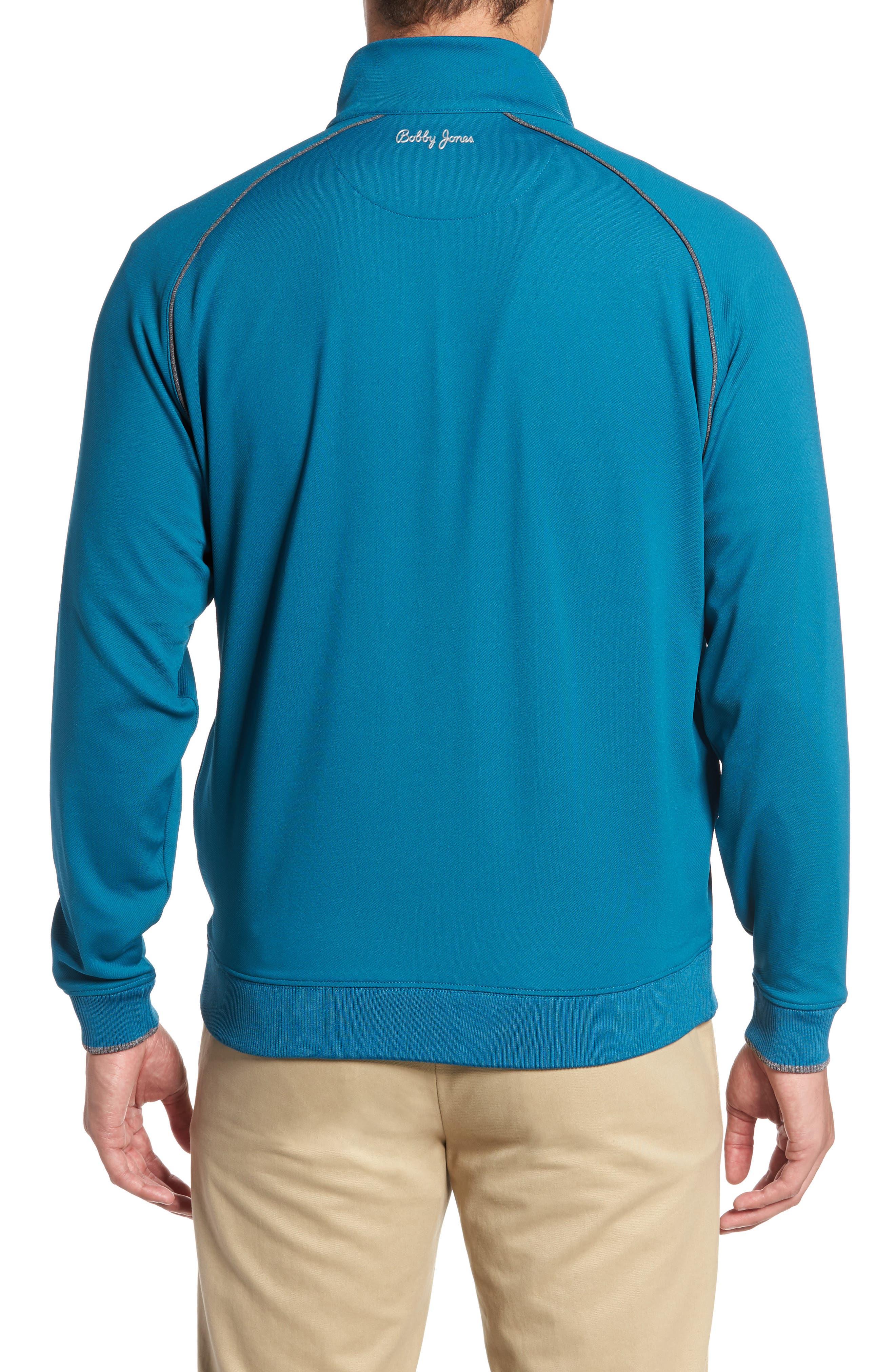 Alternate Image 2  - Bobby Jones XH20 Banded Bottom Pullover