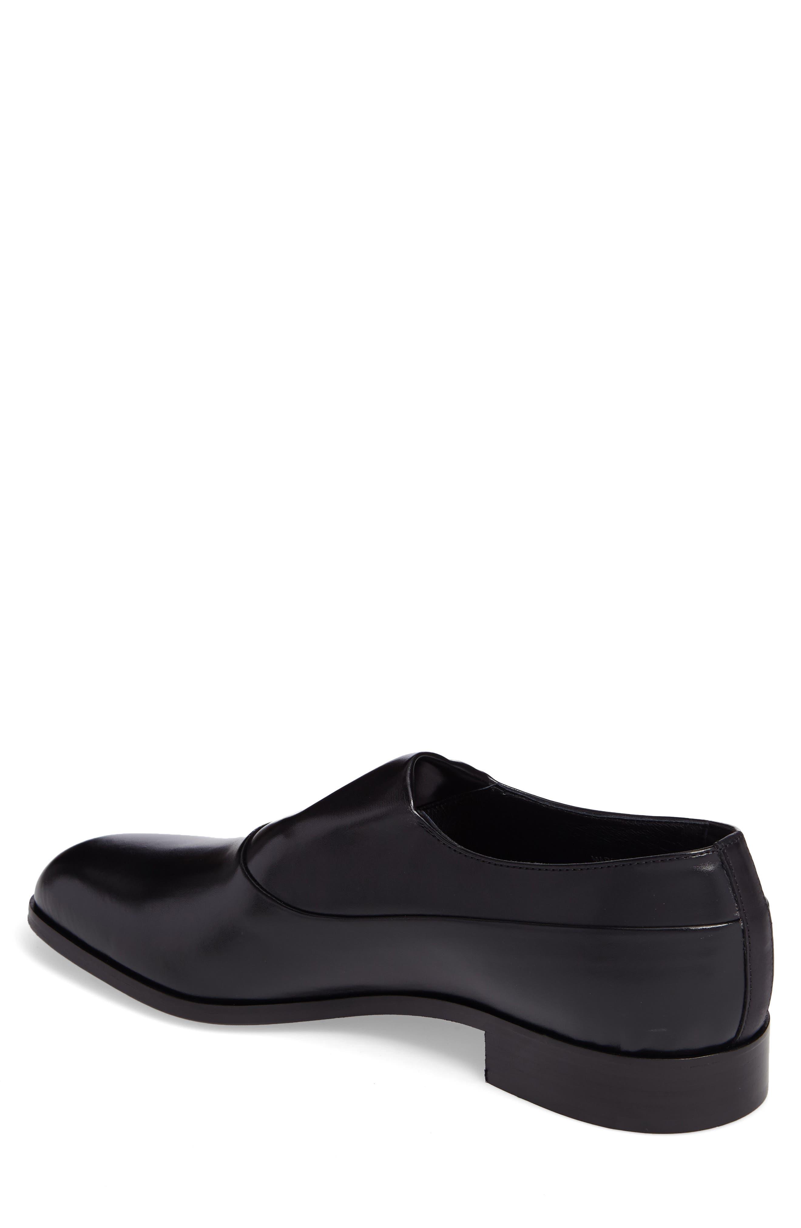 Marcio Venetian Loafer,                             Alternate thumbnail 2, color,                             Black