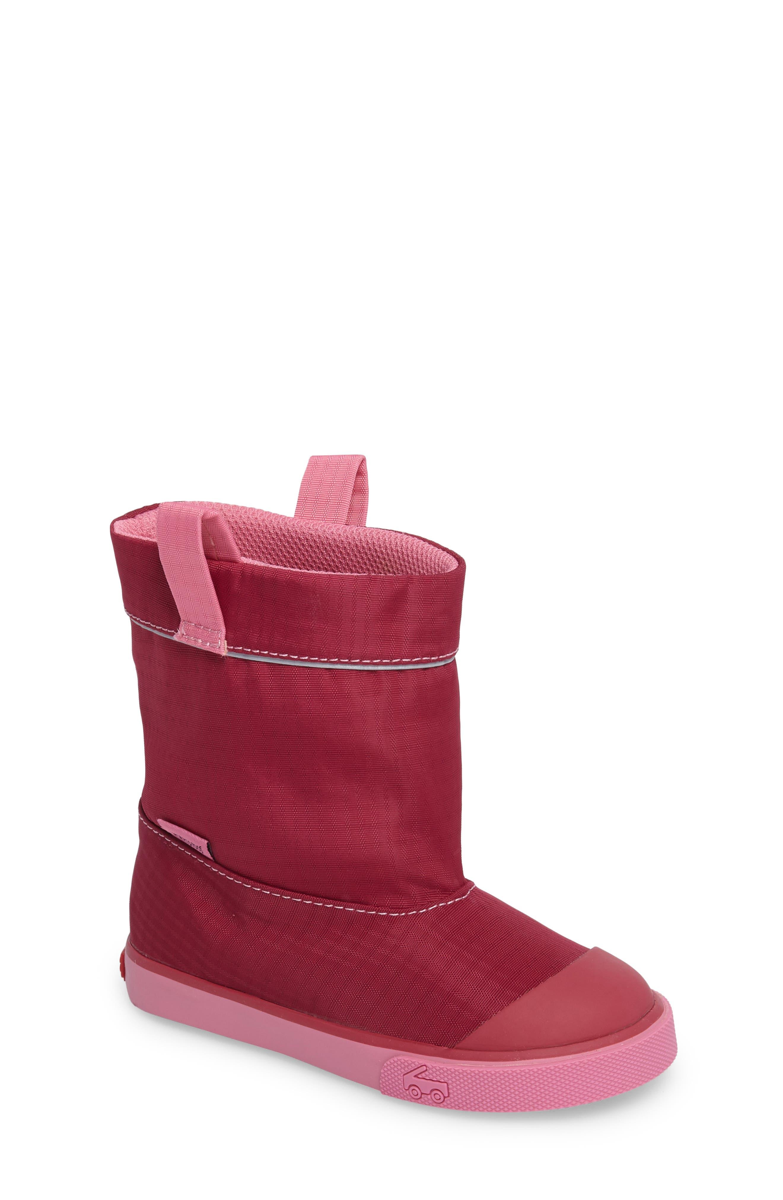 Alternate Image 1 Selected - See Kai Run Montlake Waterproof Boot (Baby, Walker, Toddler & Little Kid)