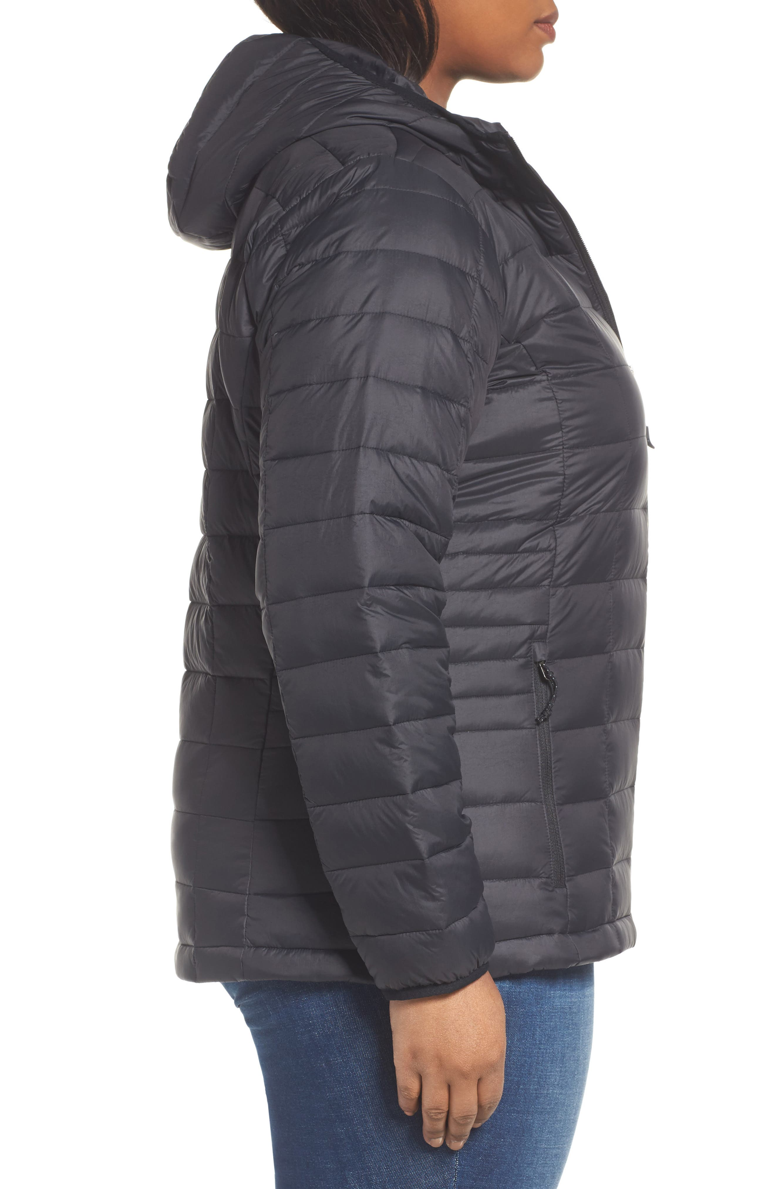 Alternate Image 3  - Columbia Voodoo Falls 590 Turbodown™ Down Jacket (Plus Size)