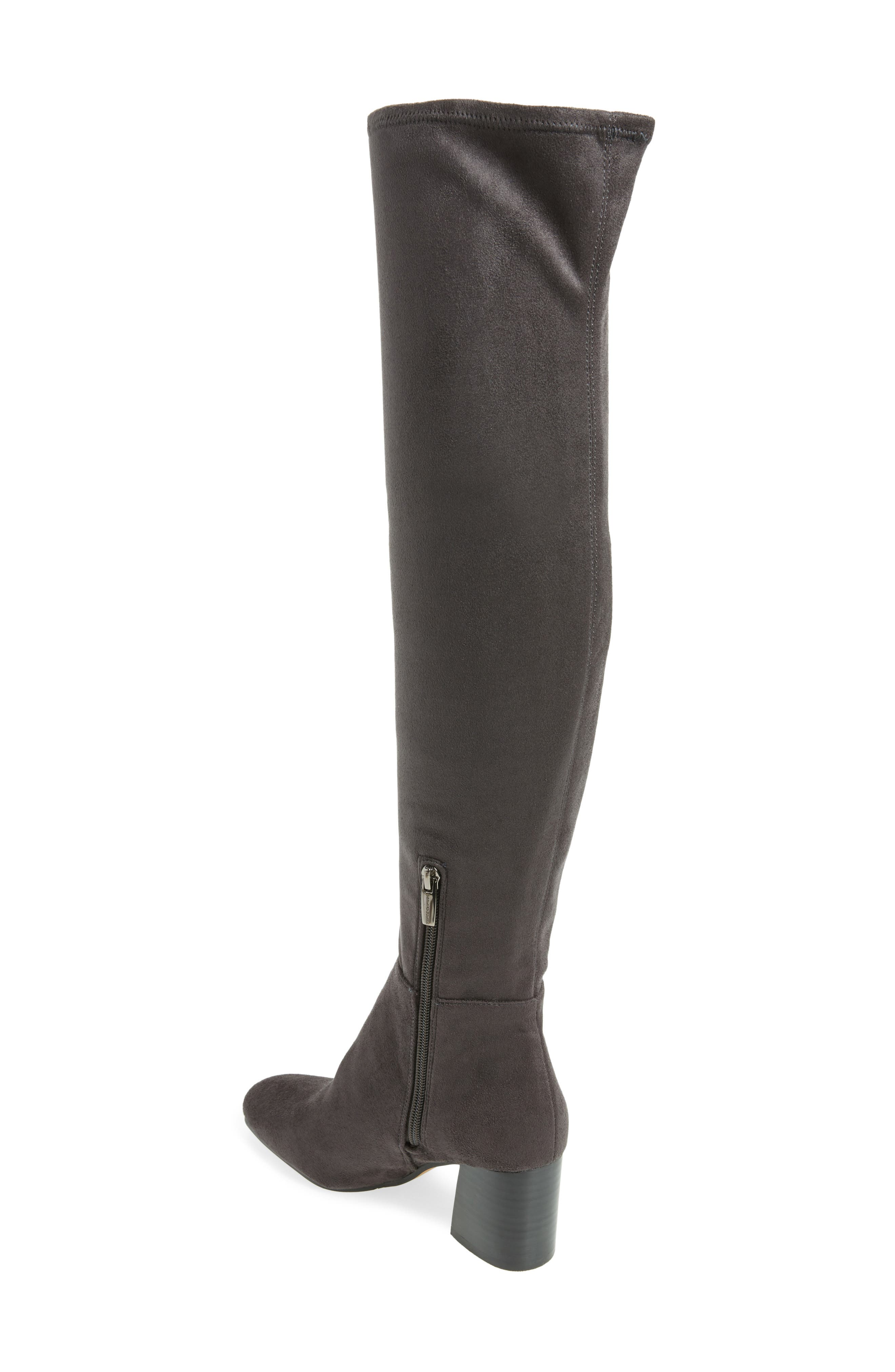 Alternate Image 2  - Vince Camuto Kantha Over the Knee Boot (Women)