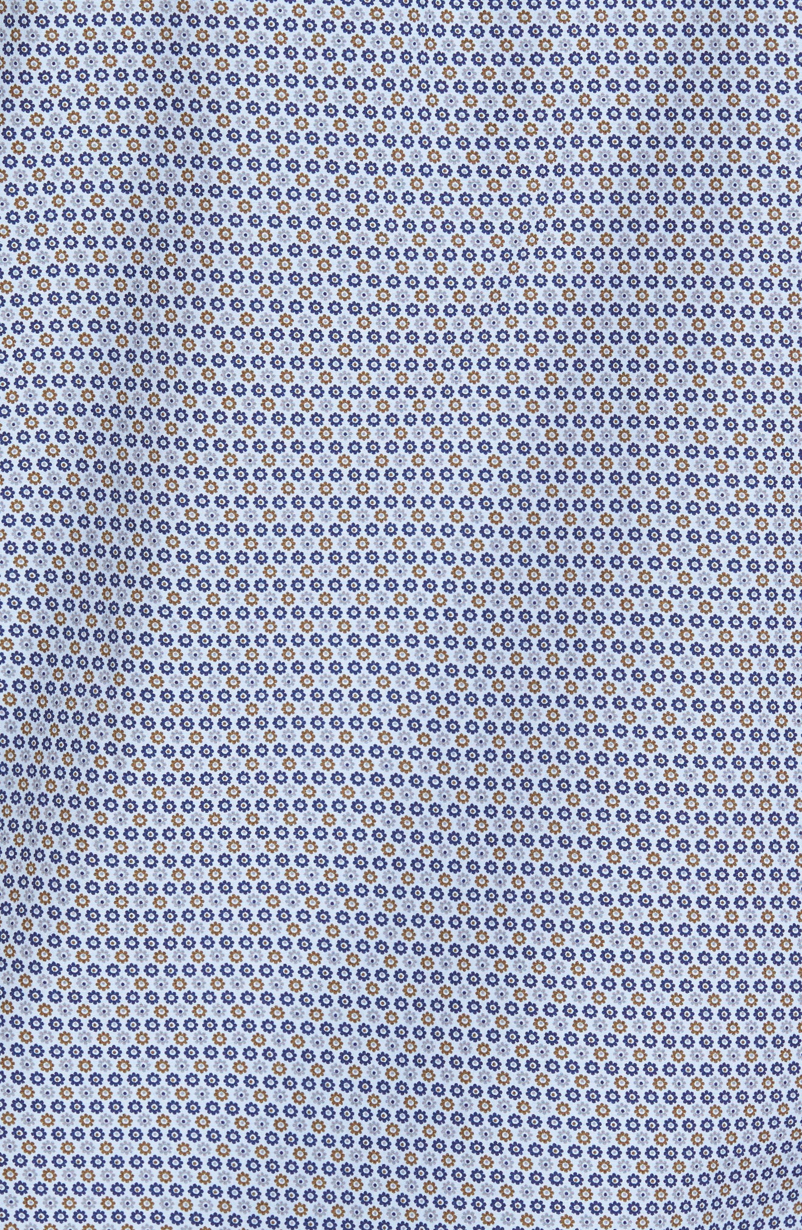 Alternate Image 5  - Rodd & Gunn Horseshoe Bay Sports Fit Print Sport Shirt