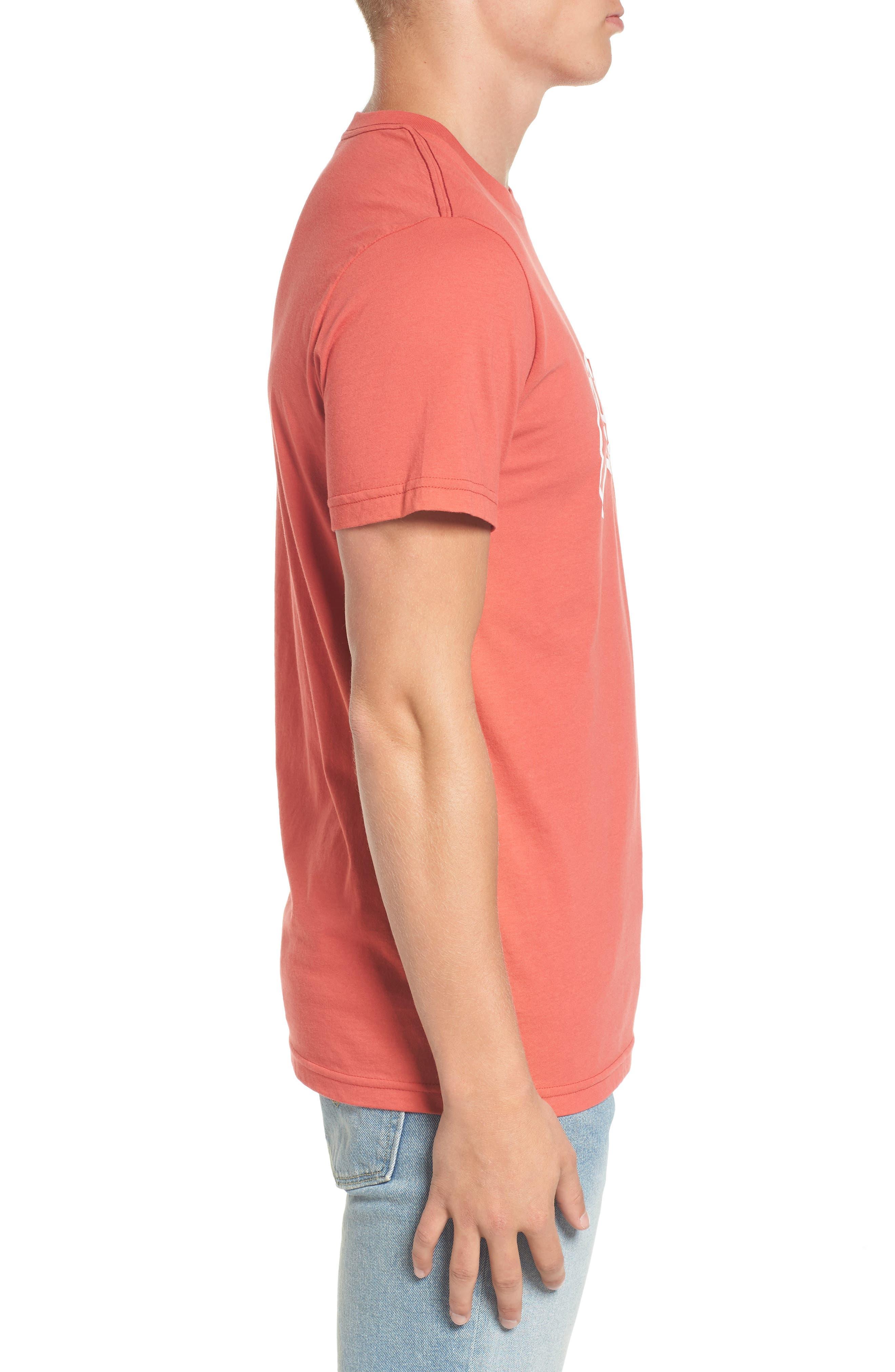 Alternate Image 3  - RVCA Mowgli Logo T-Shirt