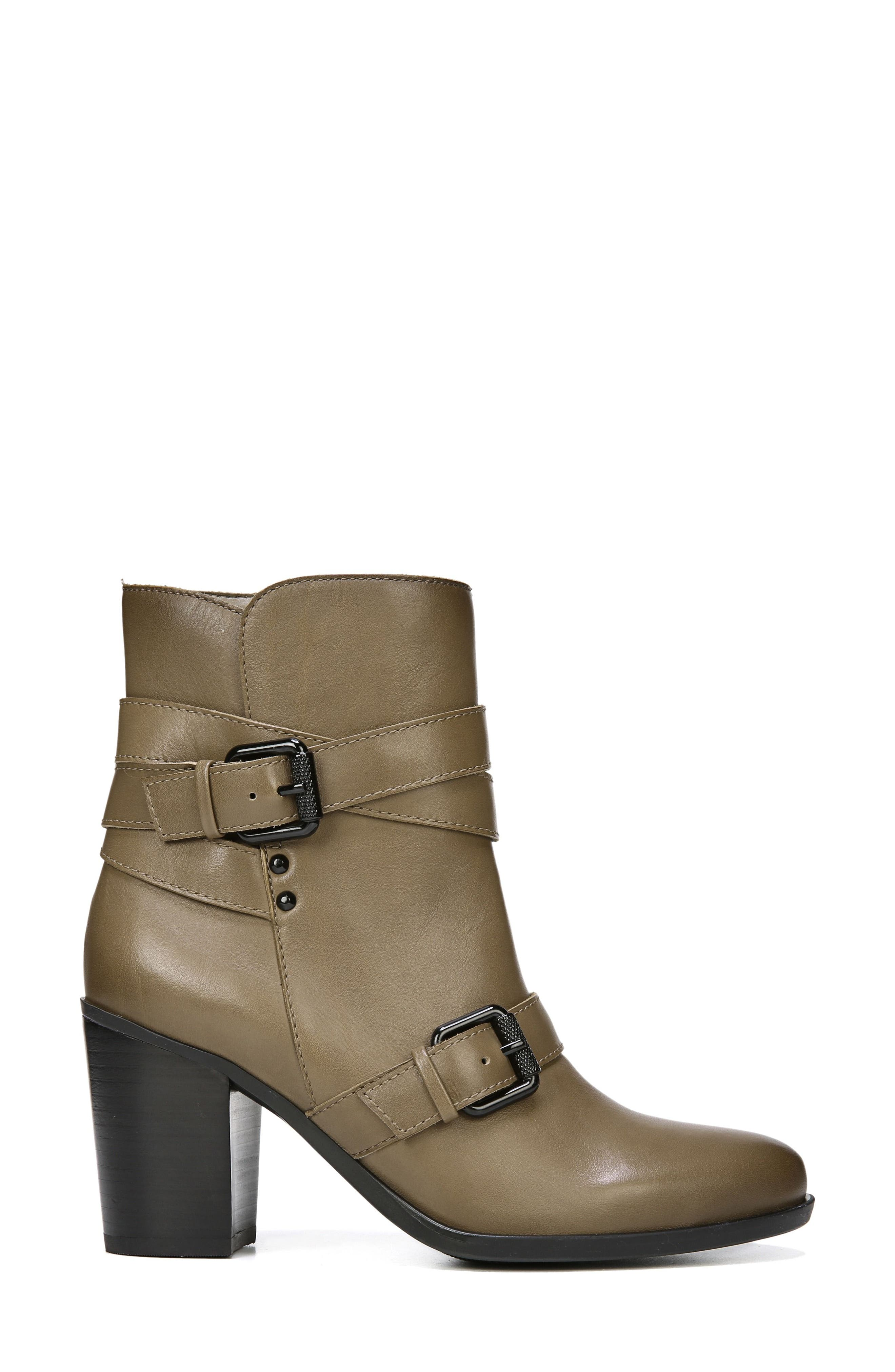 Alternate Image 3  - Naturalizer Karlie Buckle Bootie (Women)