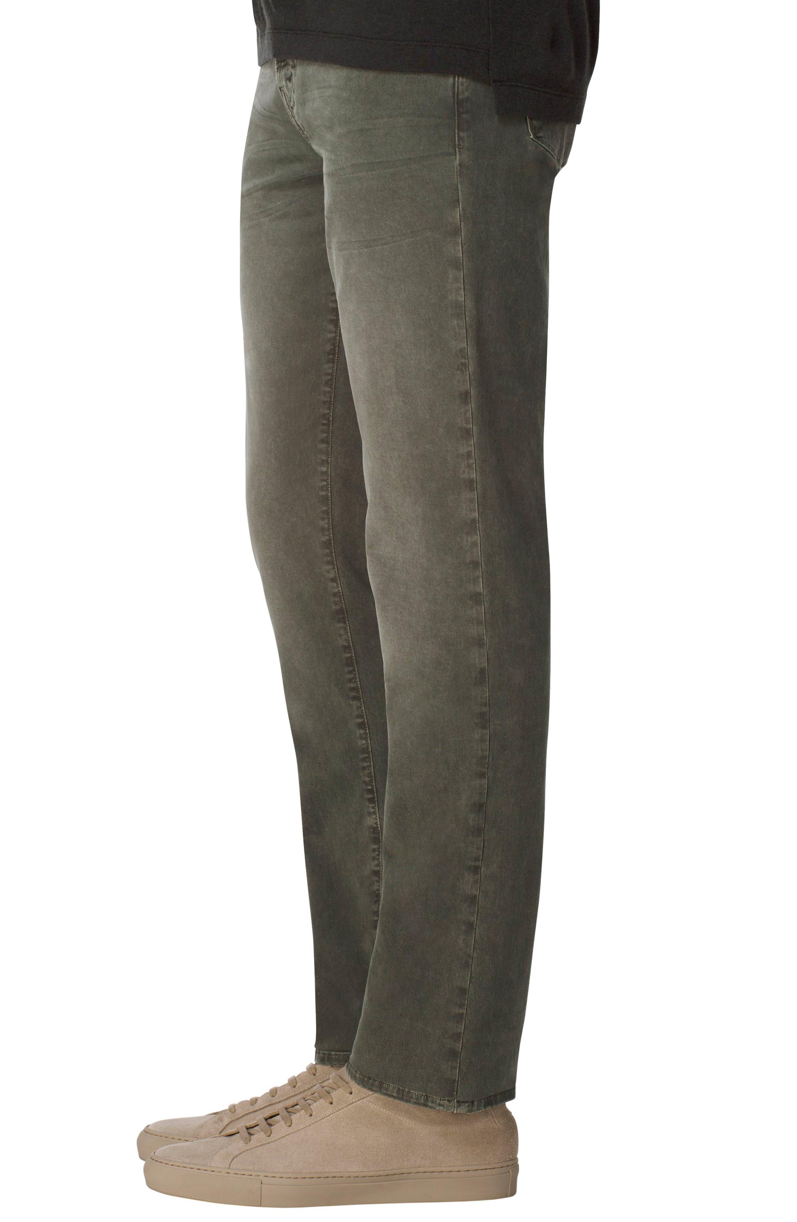 Tyler Slim Fit Jeans,                             Alternate thumbnail 3, color,                             Thrashed Petri