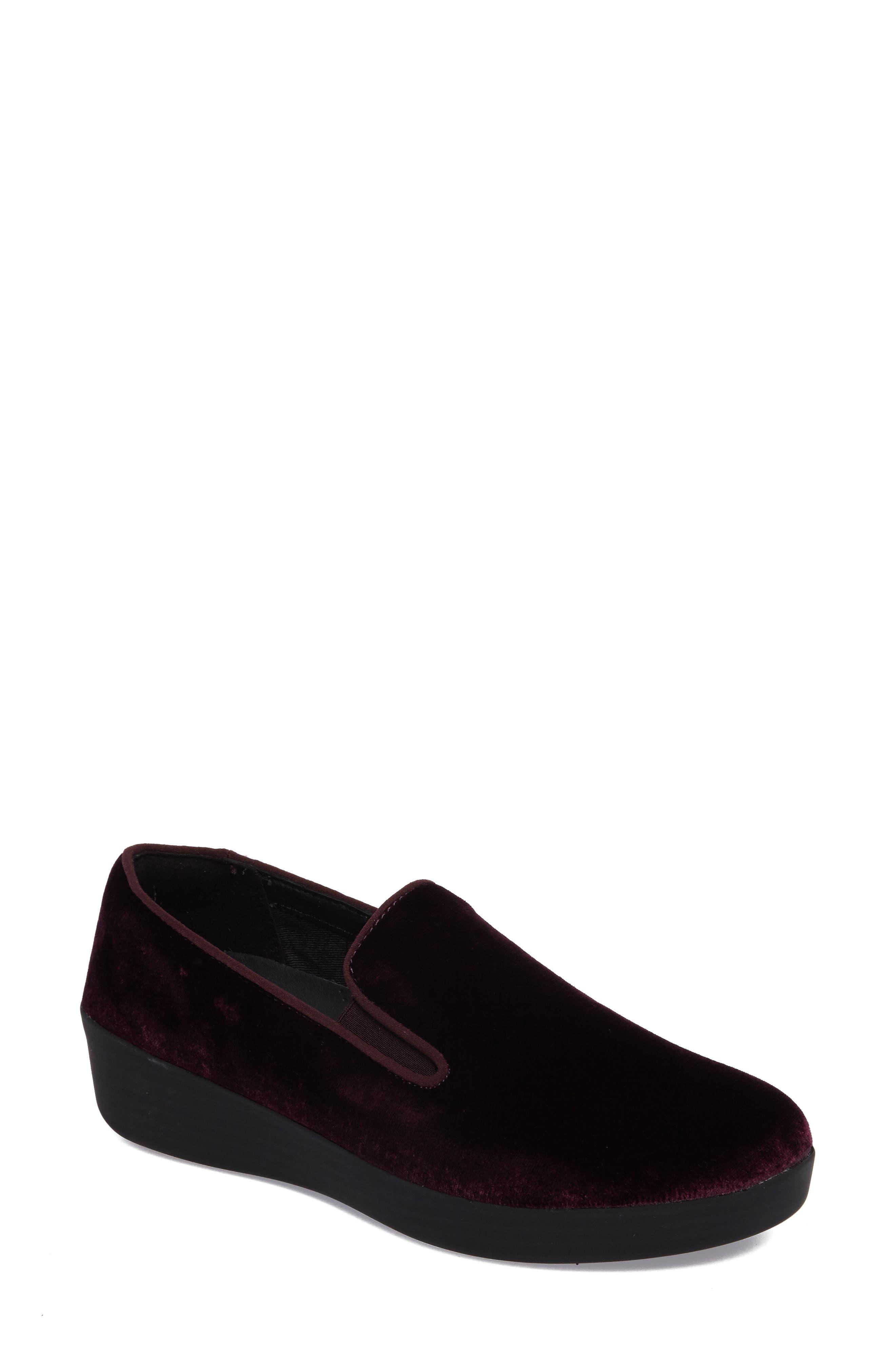 FitFlop™ Superskate Slip-On Sneaker (Women)