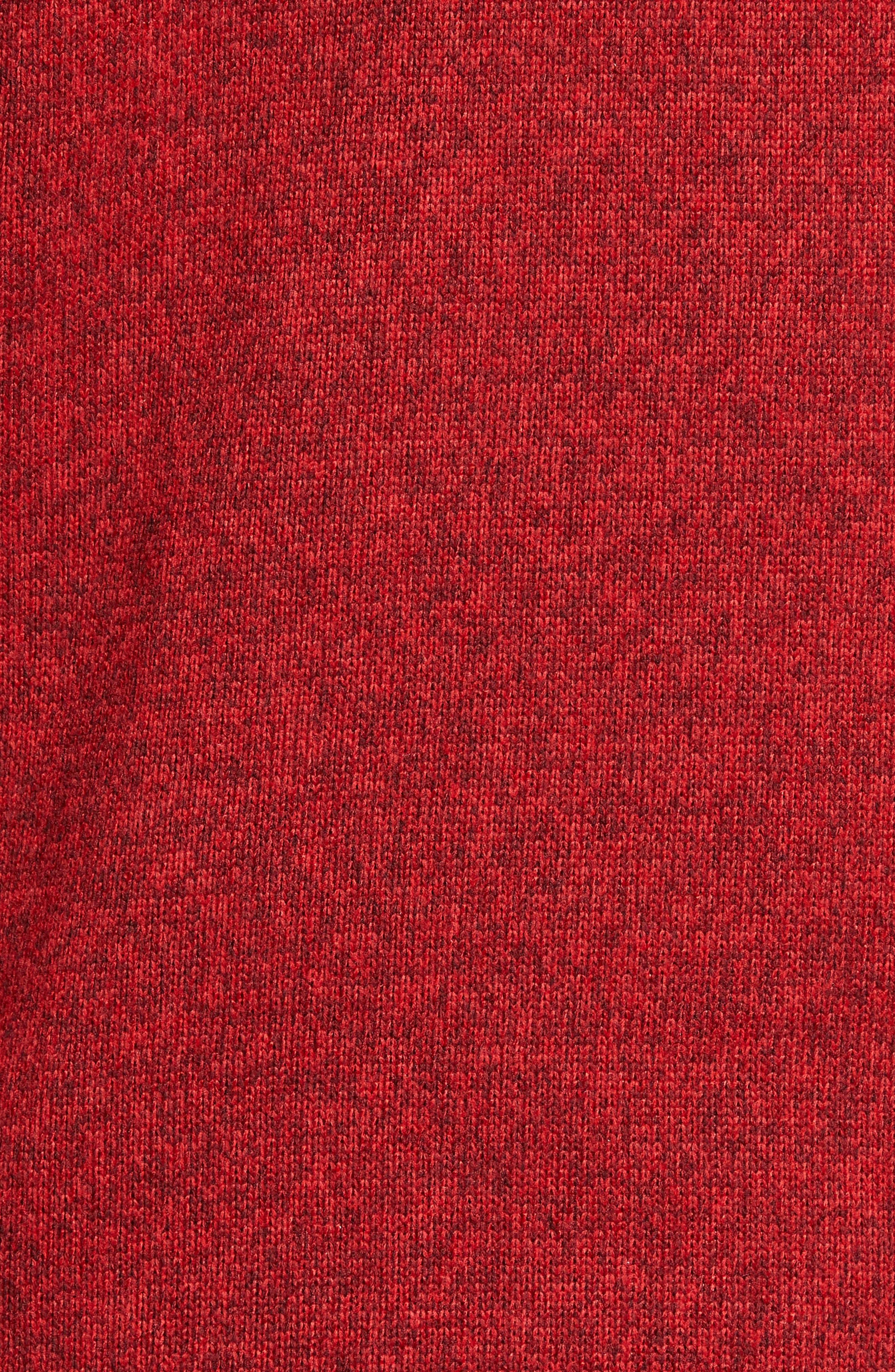 Alternate Image 5  - Patagonia 'Better Sweater' Quarter Zip Pullover
