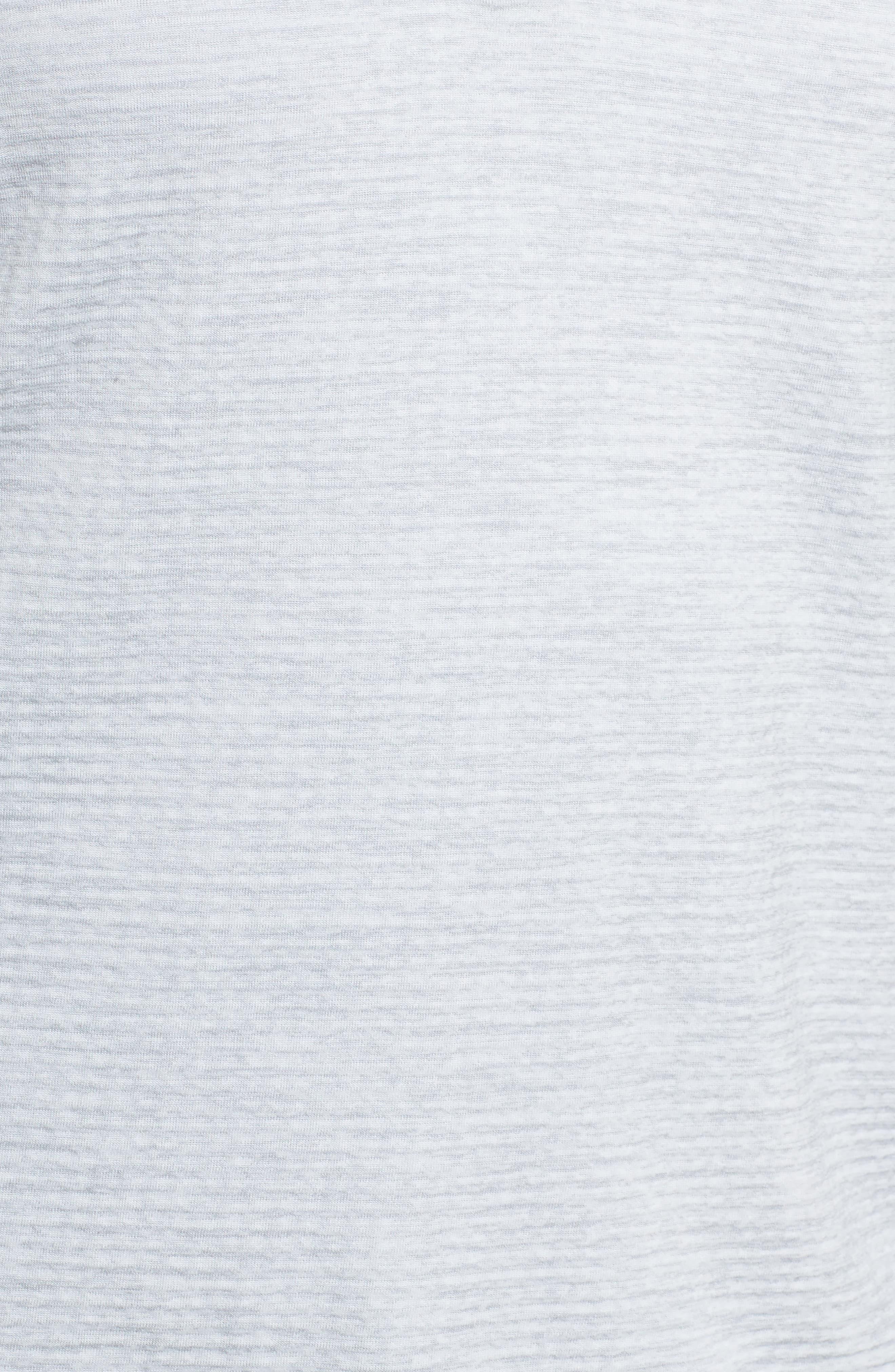 Alternate Image 5  - Nike Sphere Element Long Sleeve Running Top (Plus Size)