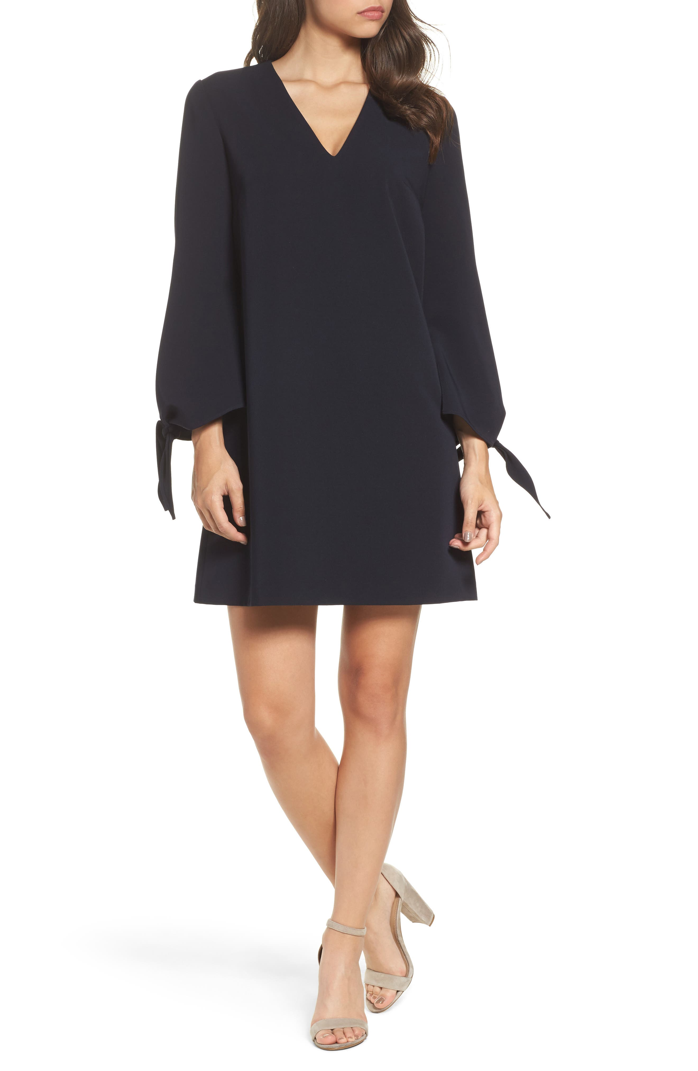 Alternate Image 1 Selected - Maggy London Shift Dress
