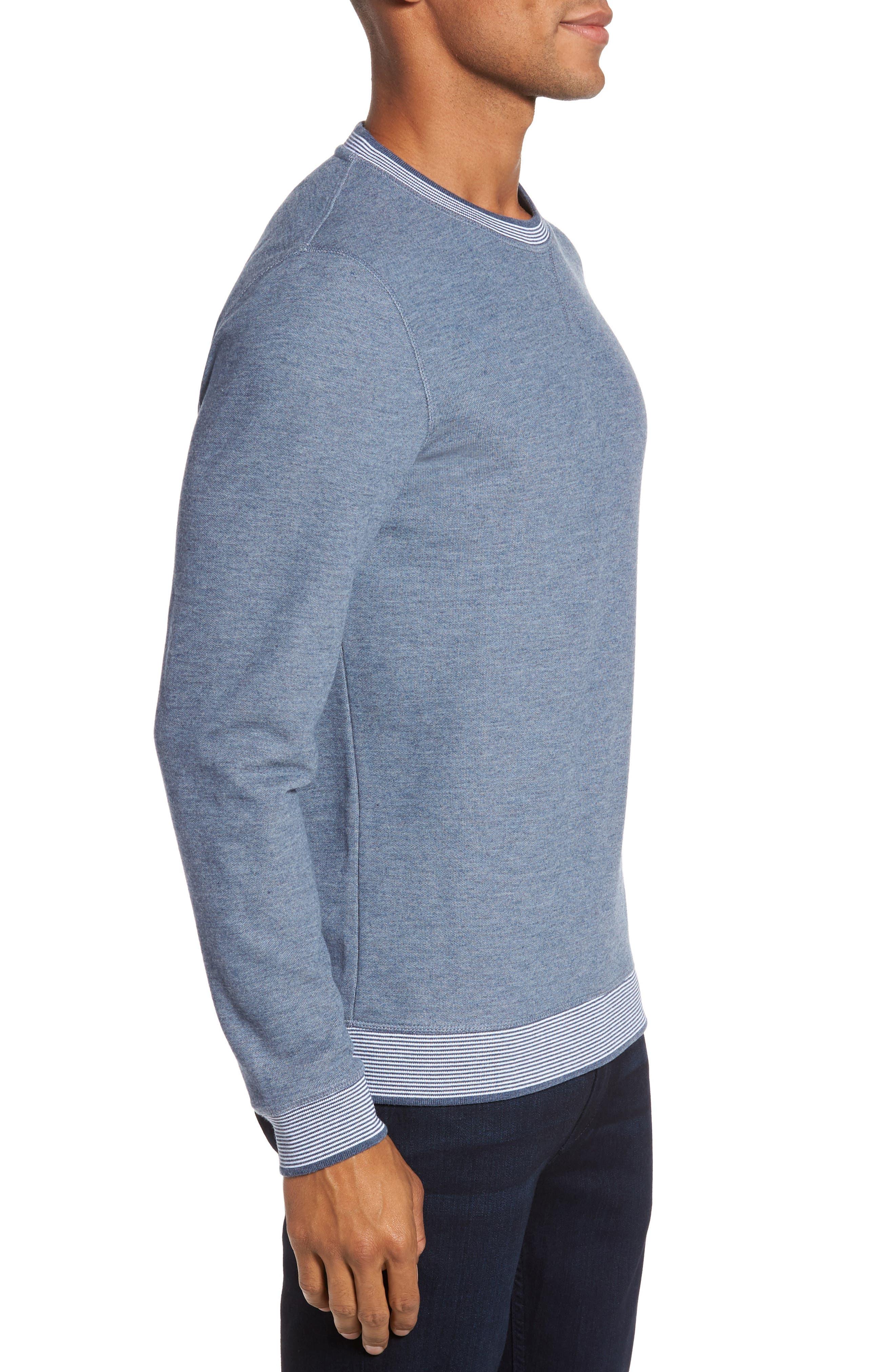 Alternate Image 3  - Ted Baker London Kaspa Modern Slim Fit Sweatshirt