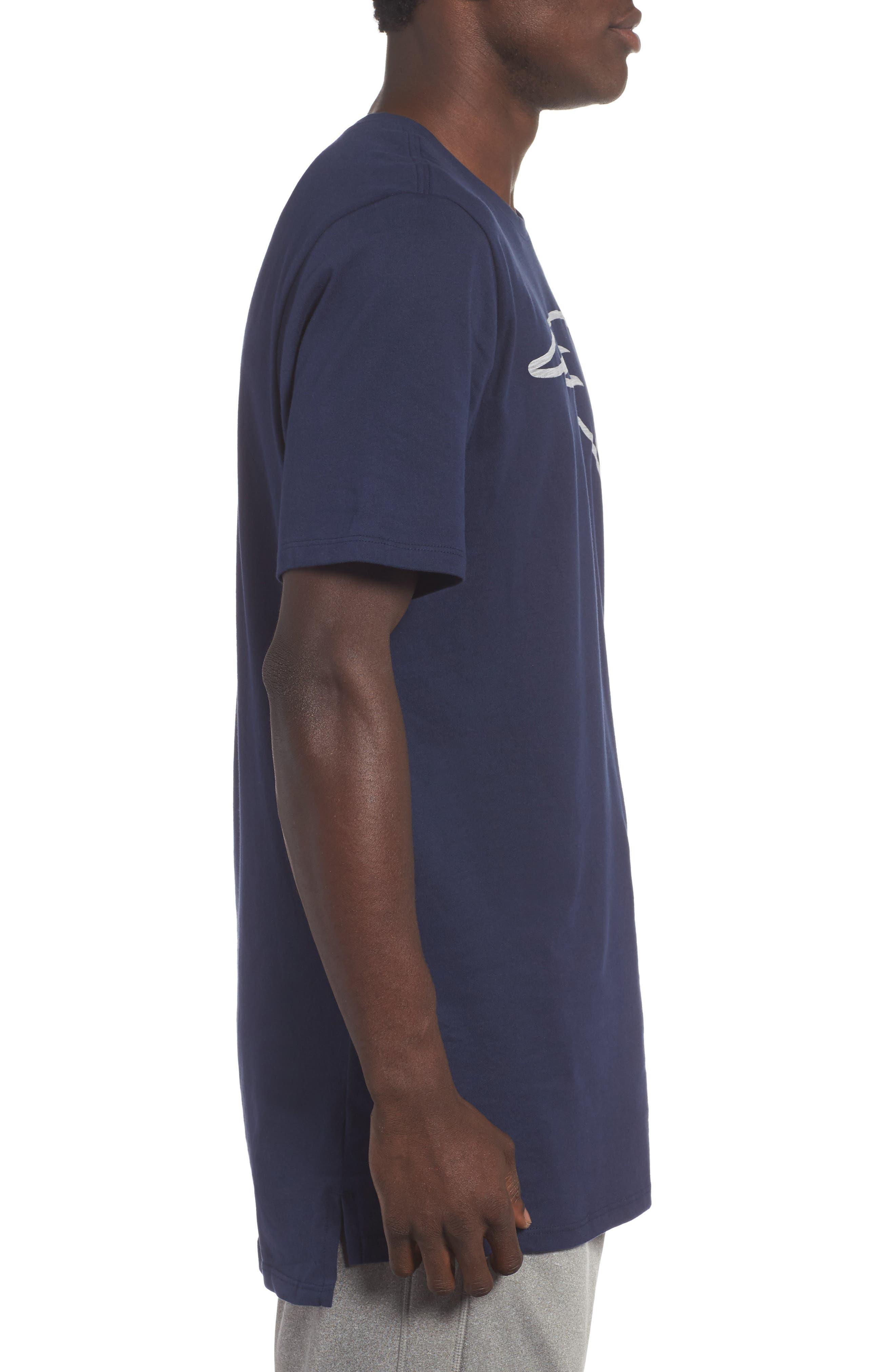 NFL Team Graphic T-Shirt,                             Alternate thumbnail 3, color,                             Patriots