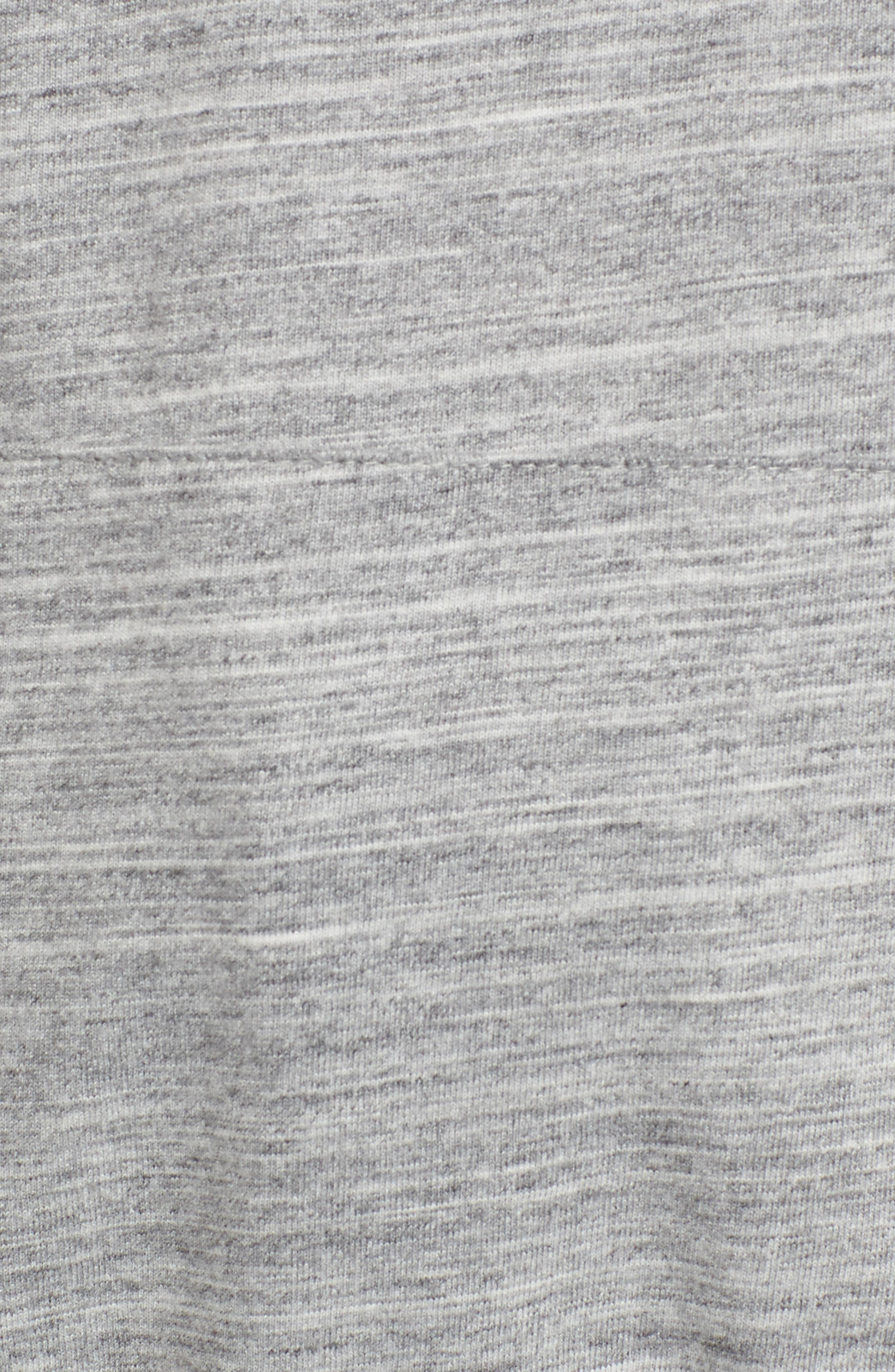 Revolve - Seattle Seahawks Hoodie,                             Alternate thumbnail 5, color,                             Space Dye Grey